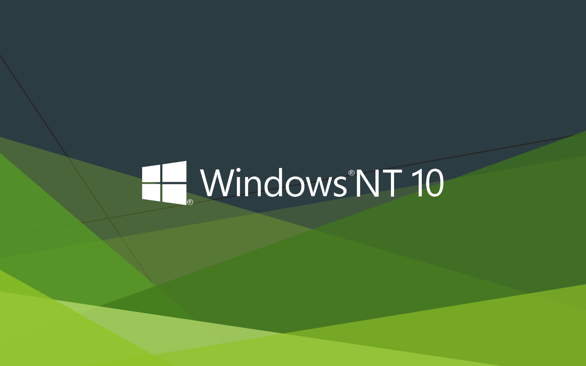 Res: 1920x1200, ... Windows NT 10 Wallpaper HD by Eric02370
