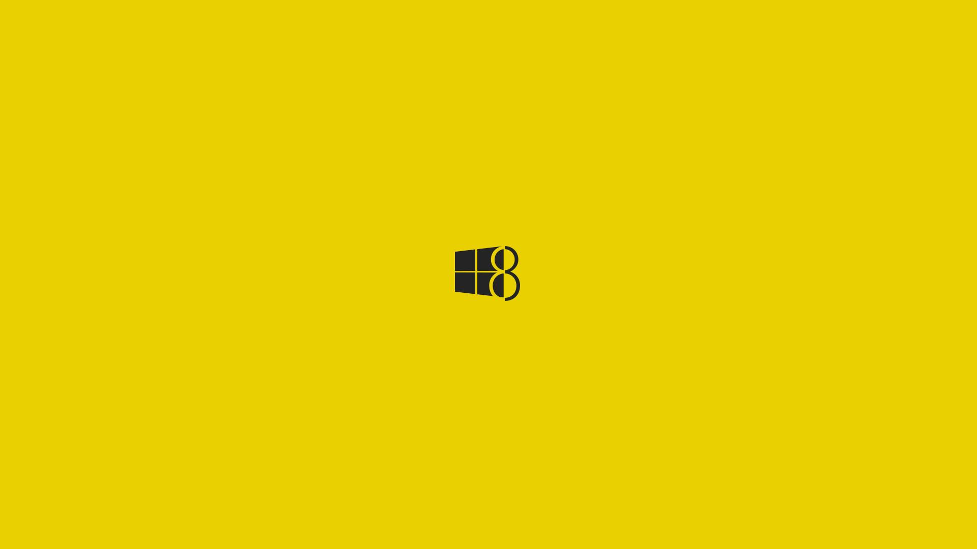 Res: 1920x1080, Windows_8_Black_yellow_nt green_1920x1200 ...
