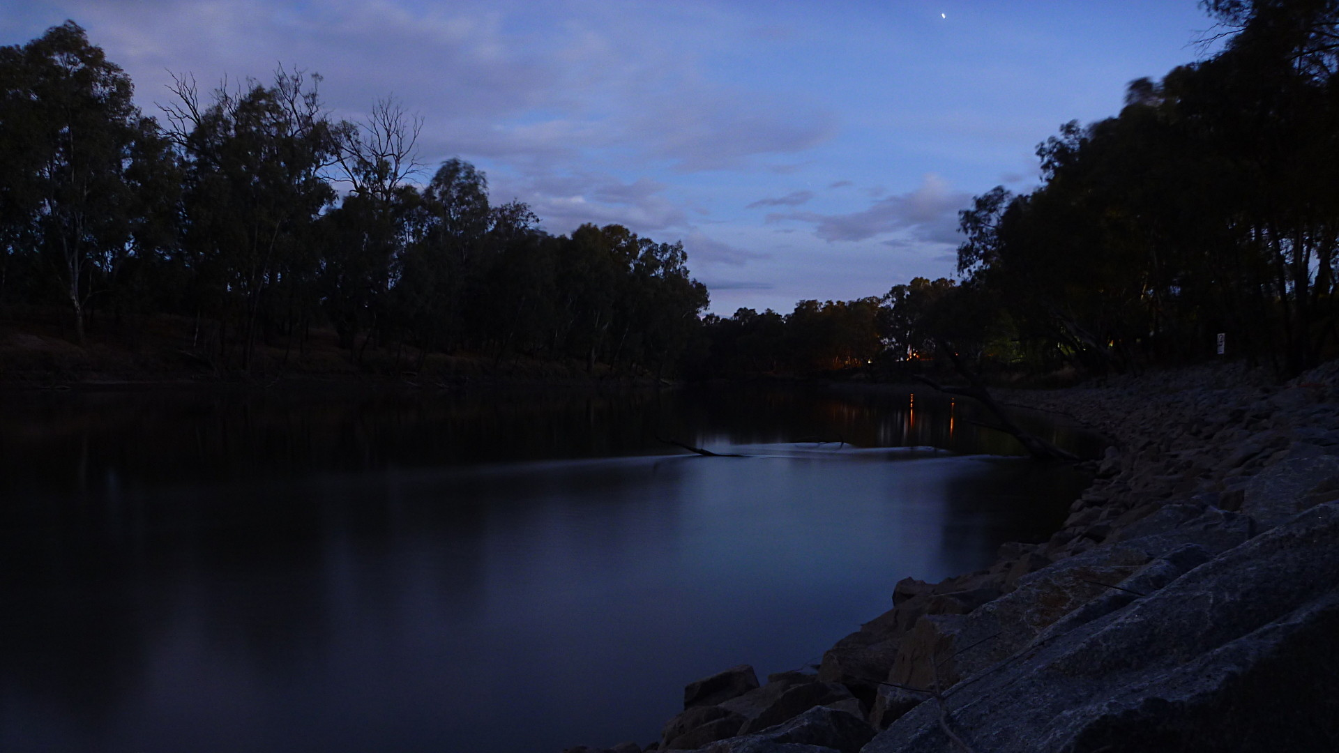 Res: 1920x1080, Long exposure. This was 60 seconds.