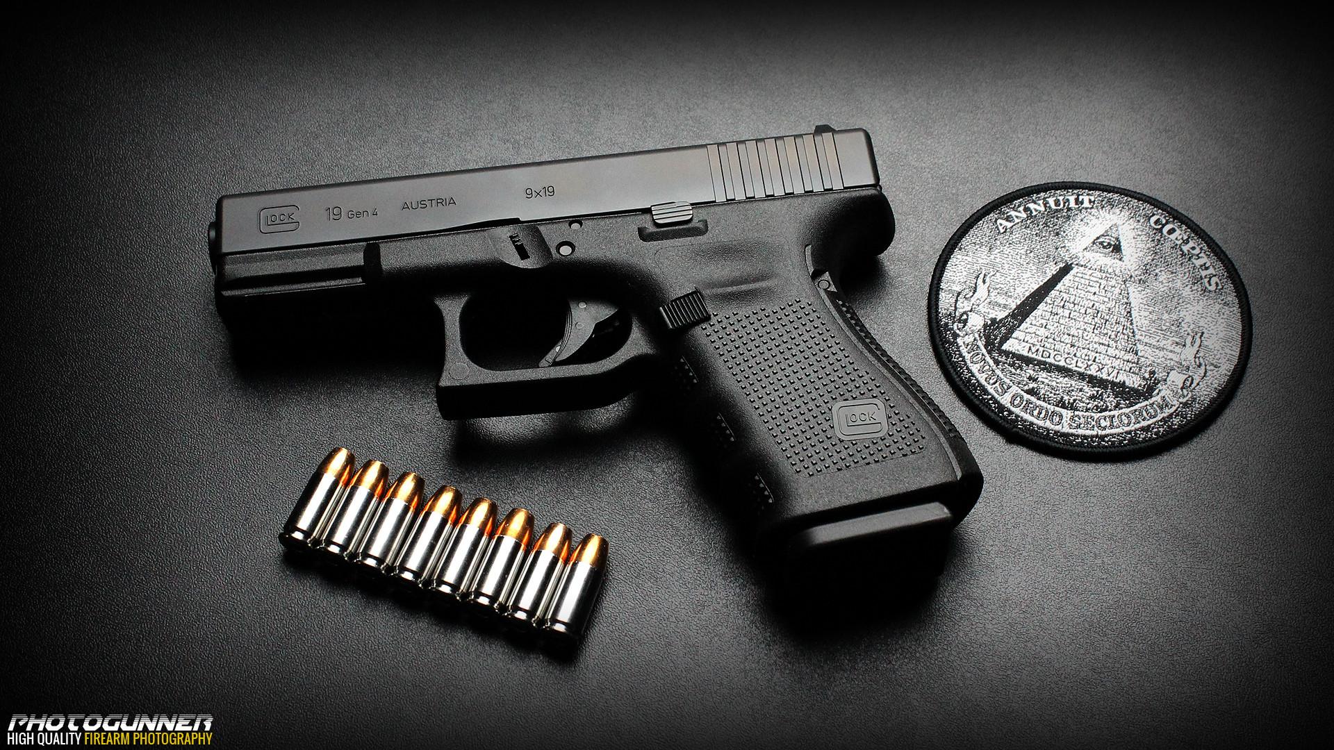 Res: 1920x1080, Glock Wallpapers Collection: .ZEE42 Glock Wallpapers
