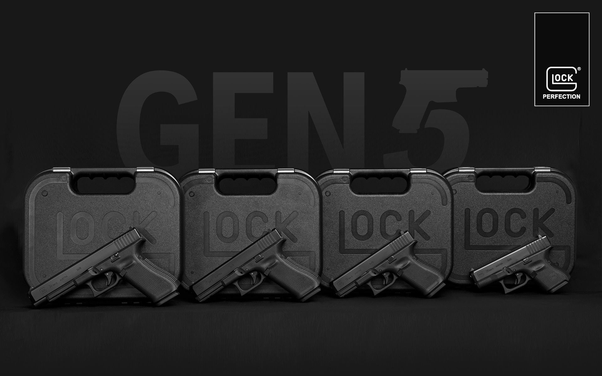 Res: 1920x1200, Start download. Officer with GLOCK pistol