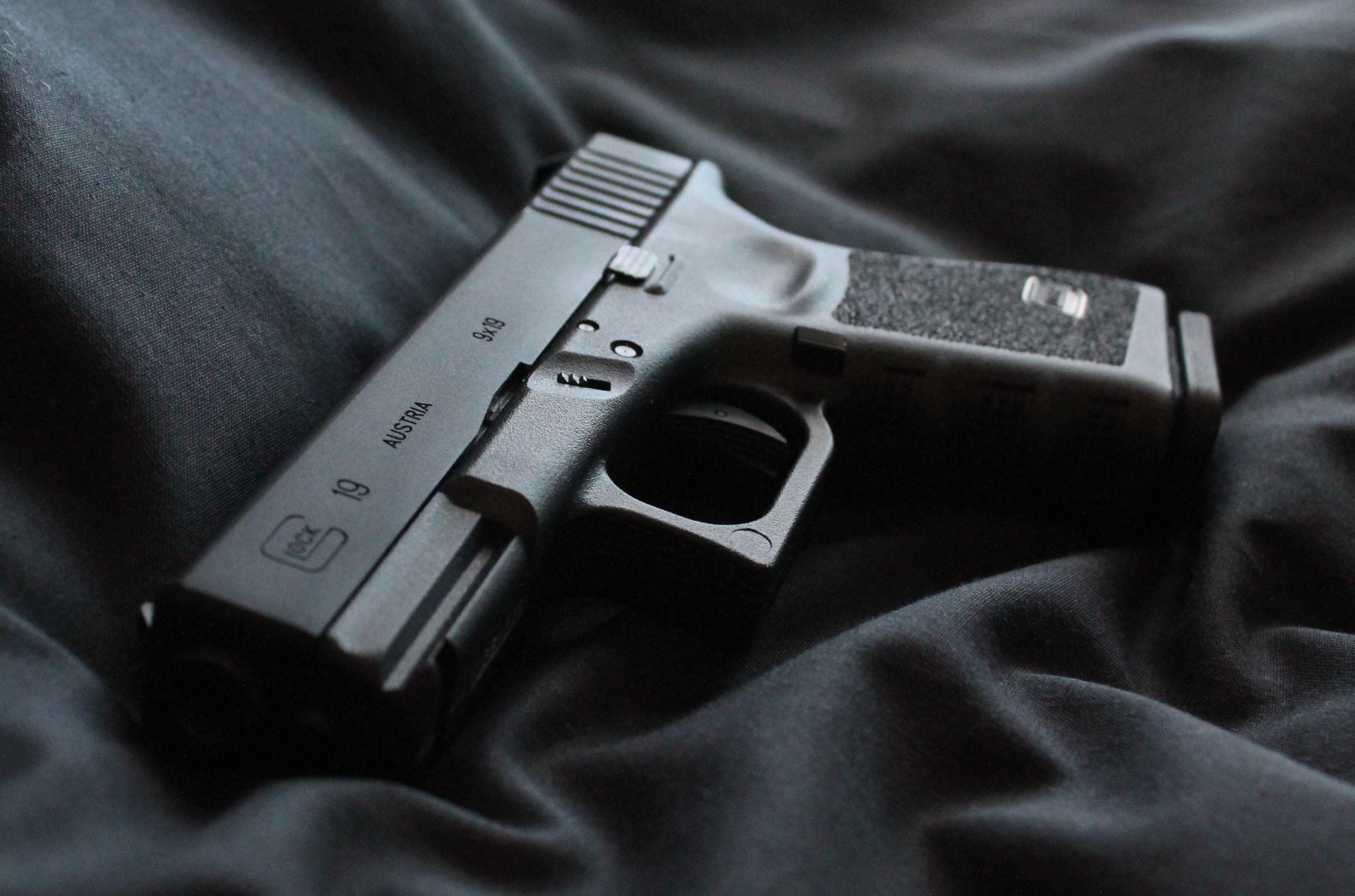 Res: 2562x1695, Waffen - Glock 19 Wallpaper