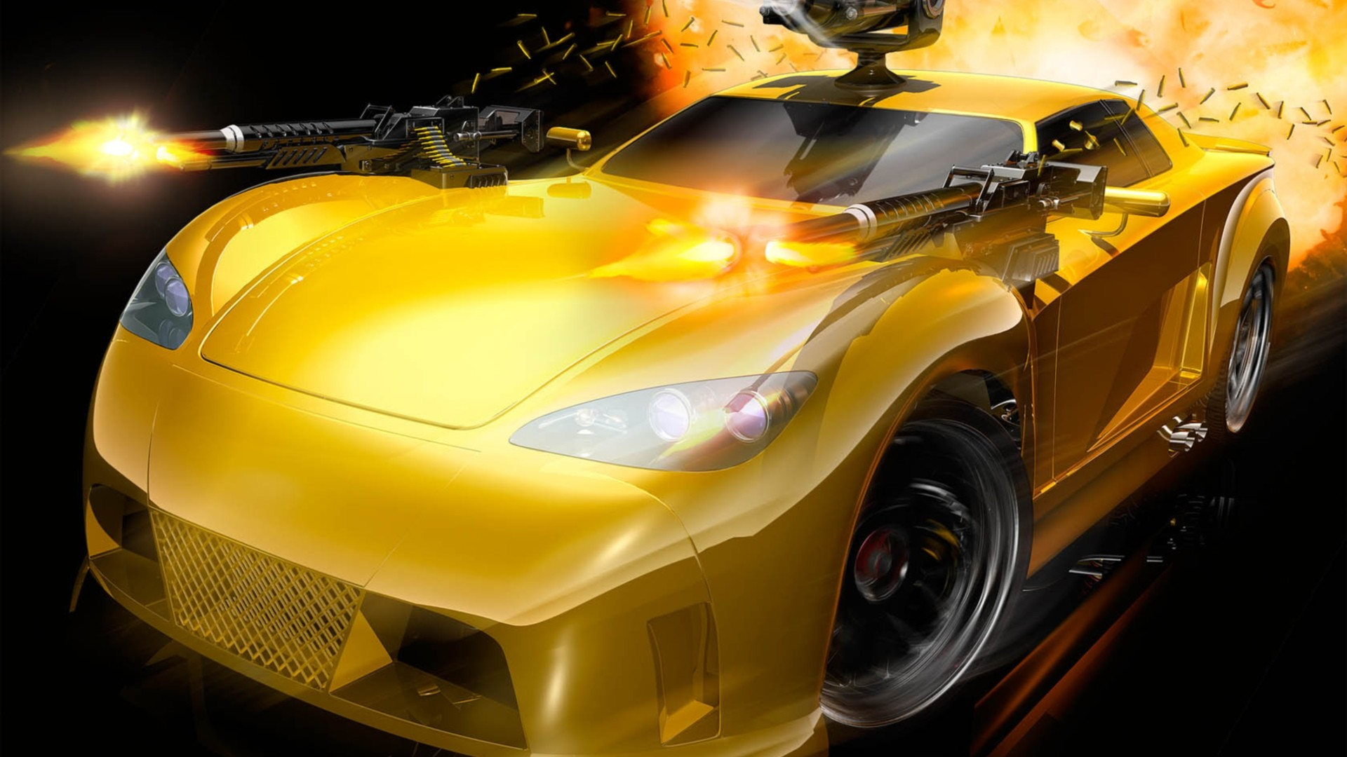 Res: 1920x1080, Free Yellow Sports Car Psp Wallpapers Full Hd Pics Desktop Fullauto Nvertor  Refed Glock Cute Auto For Androids