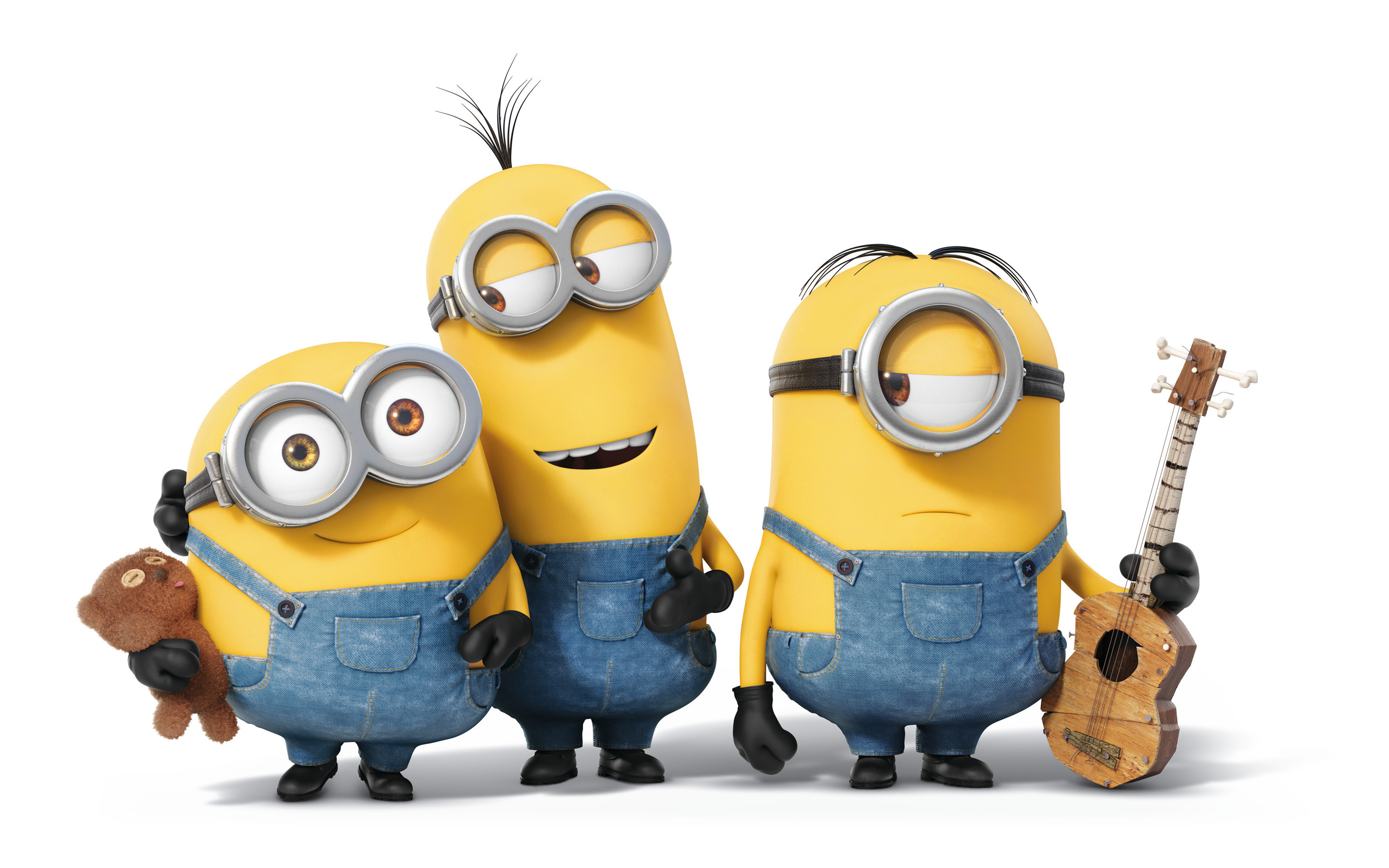 Res: 2880x1800,  Minions Free Desktop Backgrounds Minions Free Screensavers