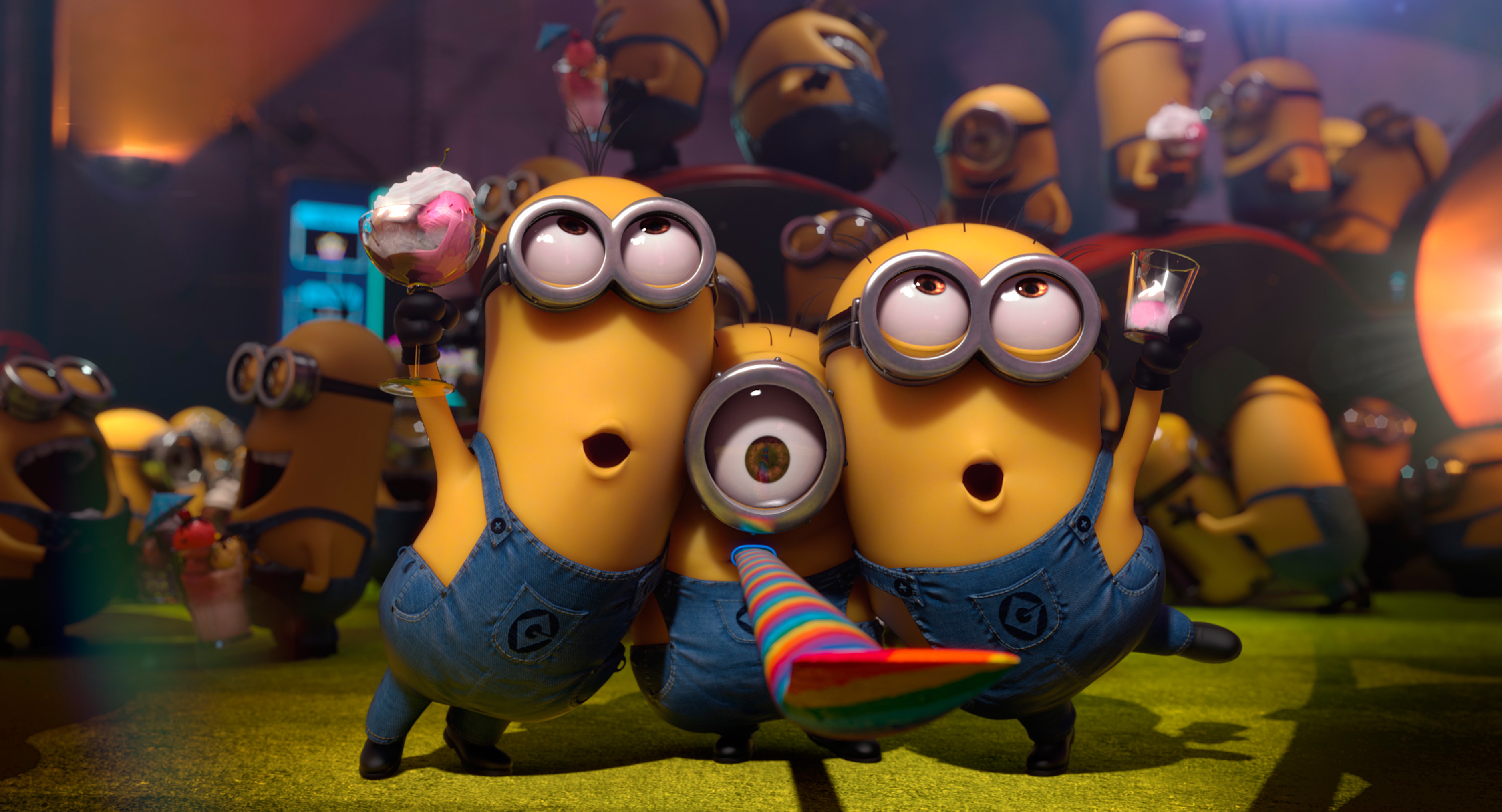 Res: 3750x2027, Despicable Me Minion Wallpapers .