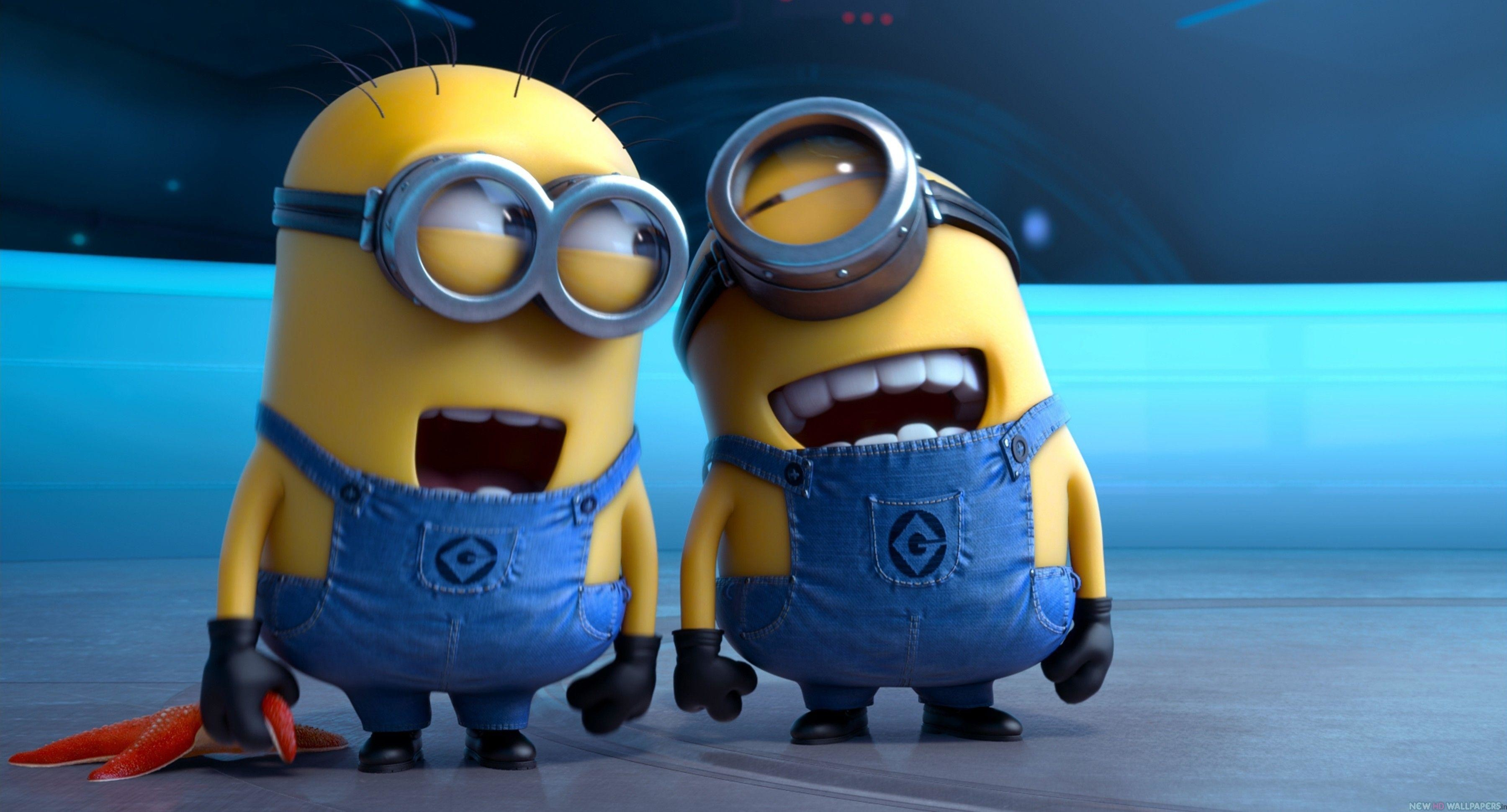 Res: 3600x1941,  Minions wallpapers