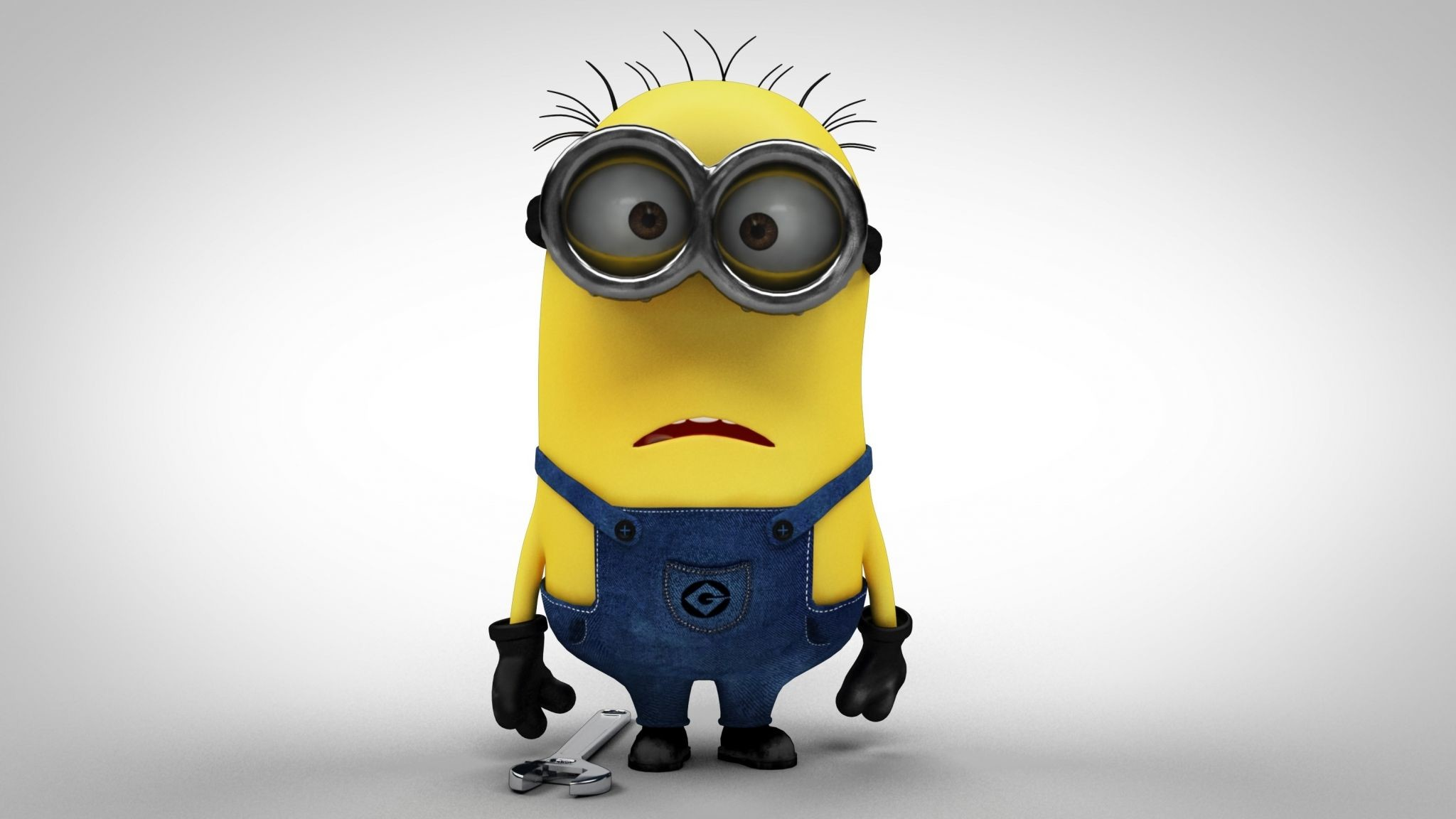 Res: 2048x1152, minion free wallpaper and screensavers
