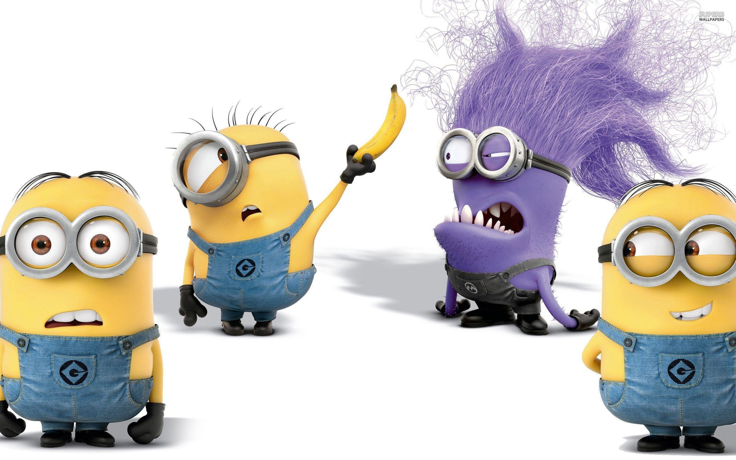 Res: 2560x1600, Minion wallpapers