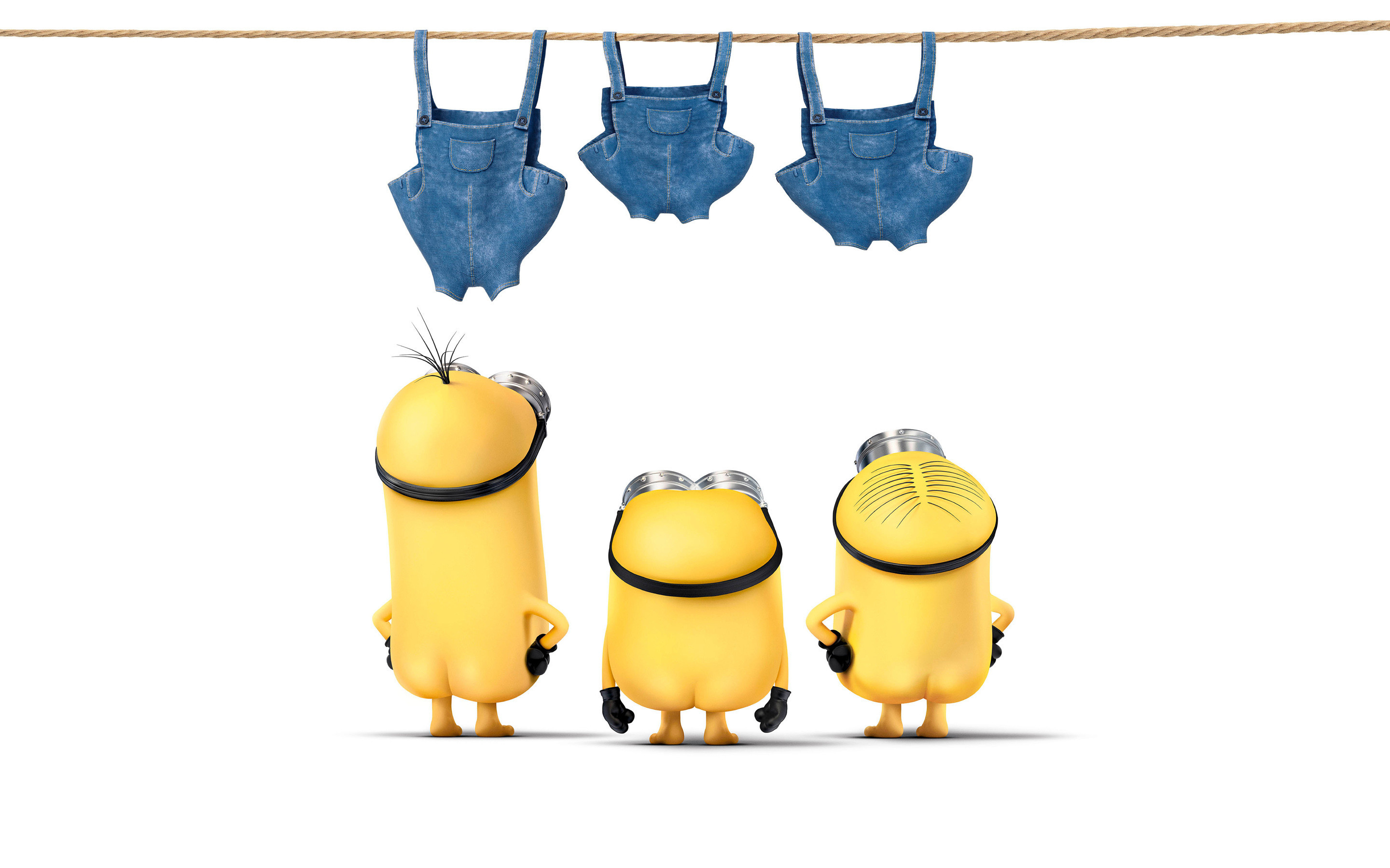 Res: 2880x1800,  Funny Minions Movie Desktop Wallpaper