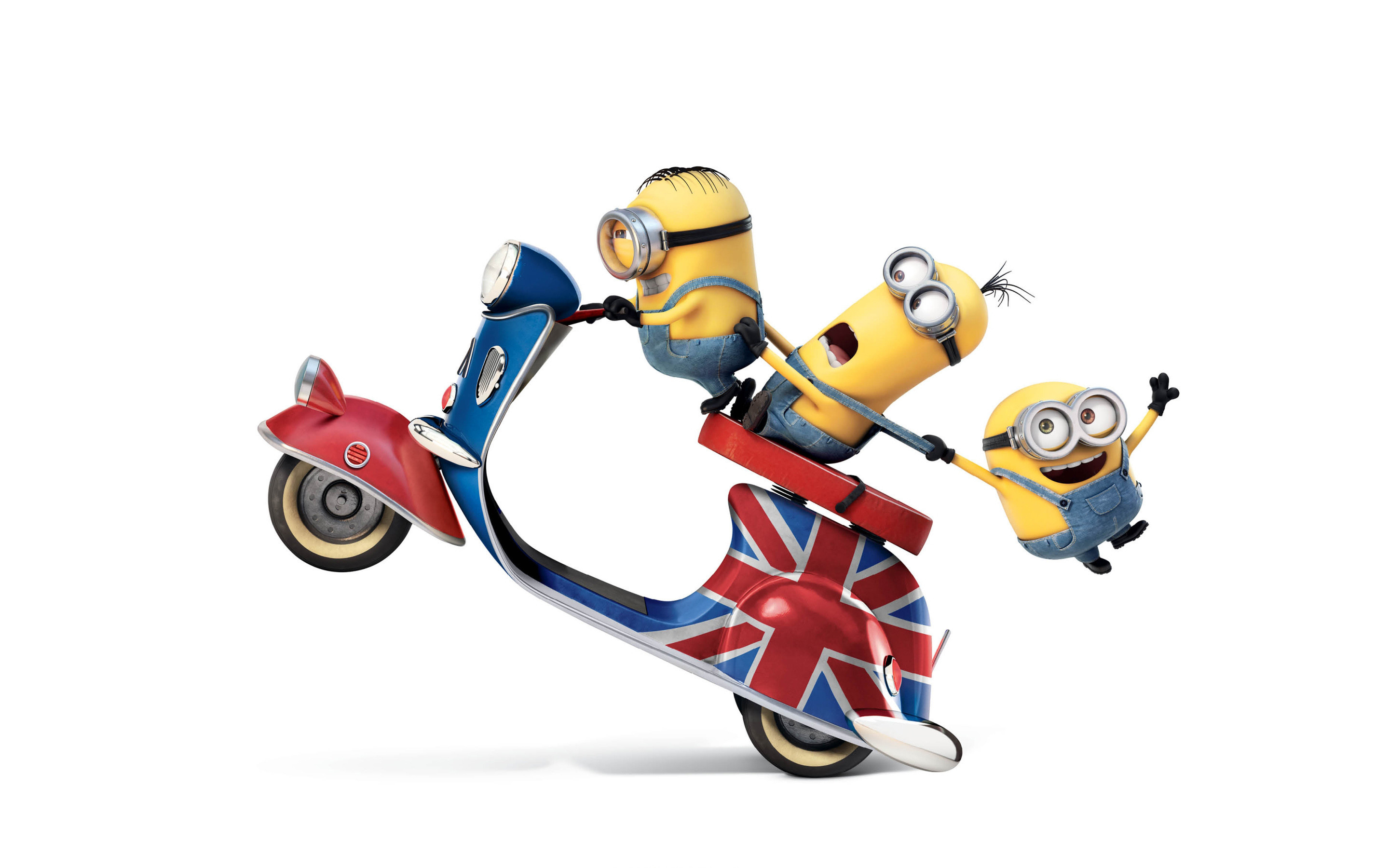 Res: 2880x1800,  Funny mobile iphone minions wallpapers backgrounds