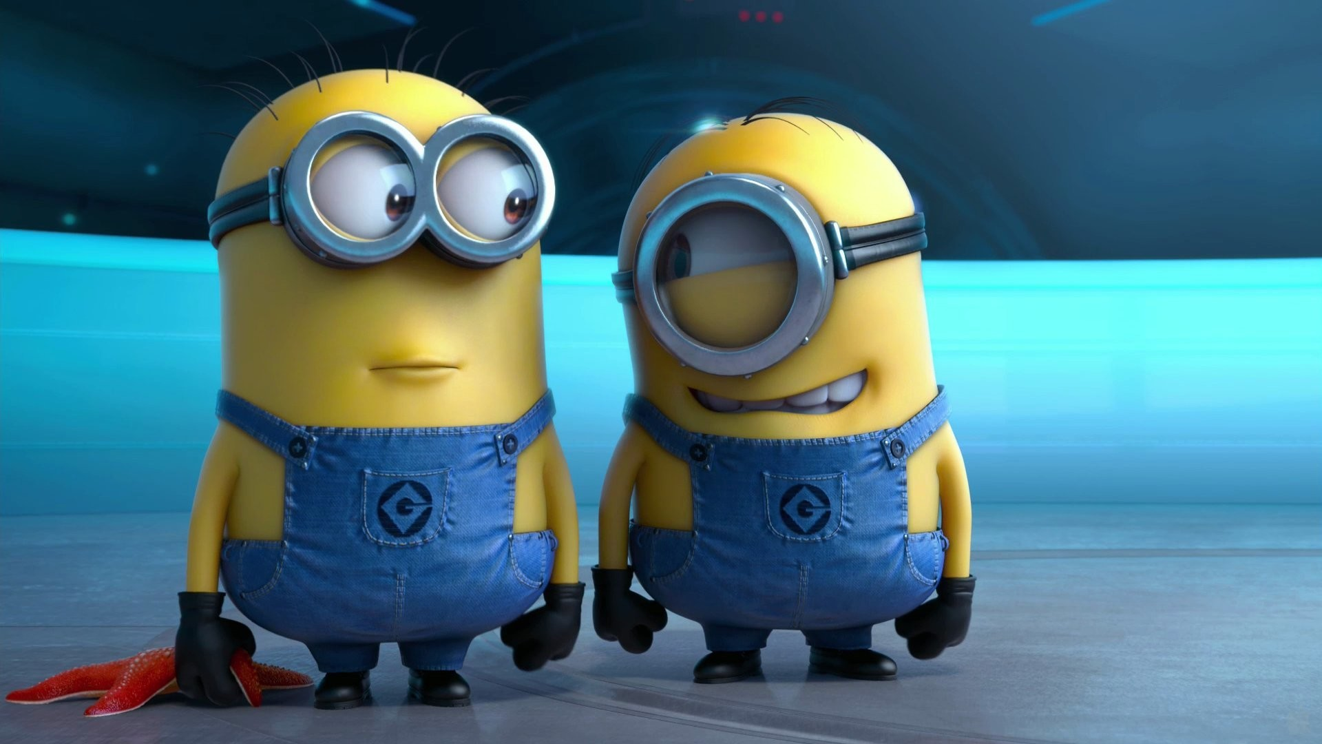 Res: 1920x1080, Despicable Me 2 Minions Wallpaper 2880x1800