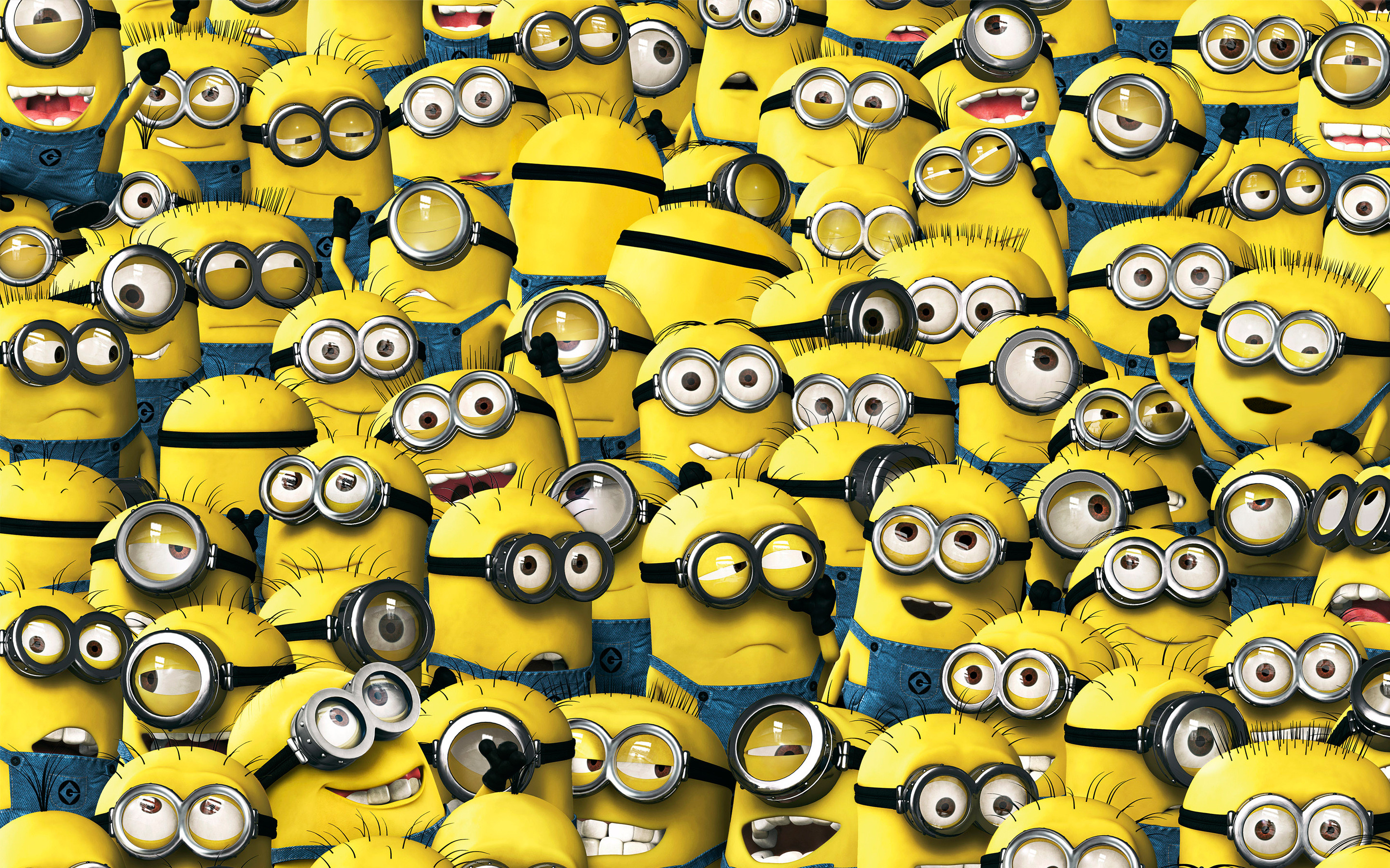 Res: 2880x1800, Minions Wallpapers HD Wallpapers