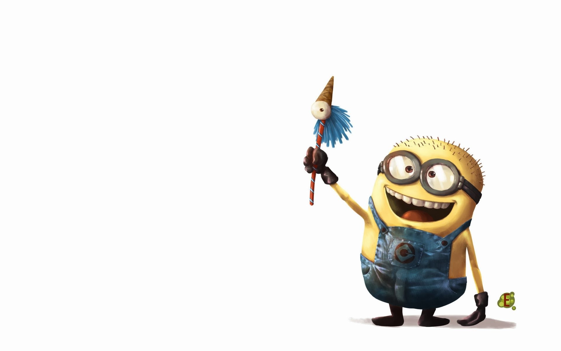 Res: 1920x1200, Hd Cute Minion Wallpapers Images.