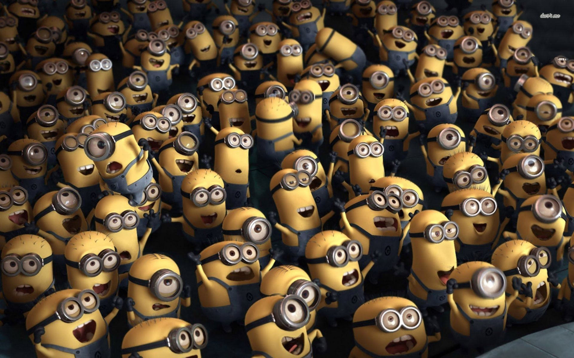 Res: 1920x1200, 25 Cutest Despicable Me 2 Wallpapers for Windows 8