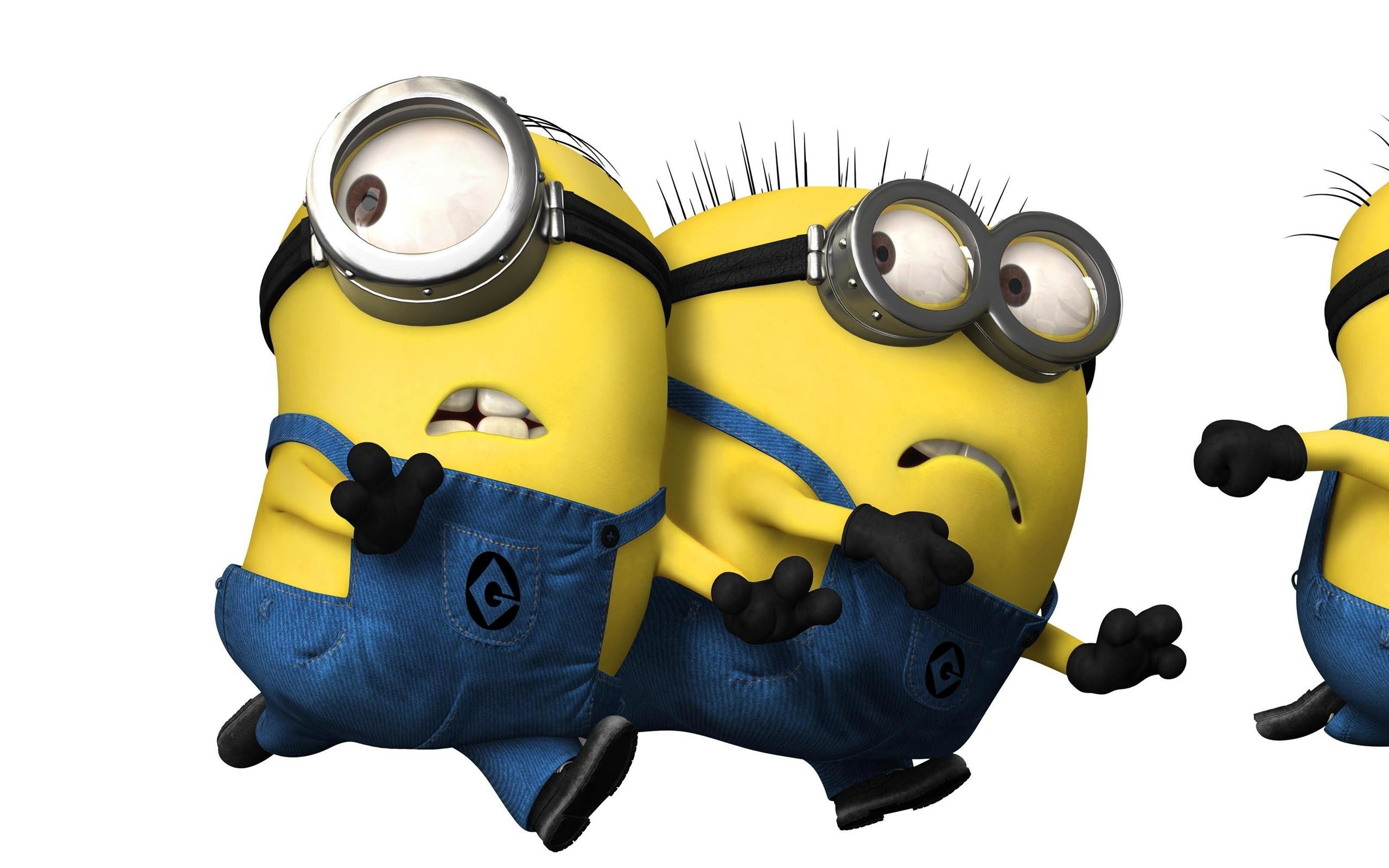 Res: 2560x1600, Minions wallpapers