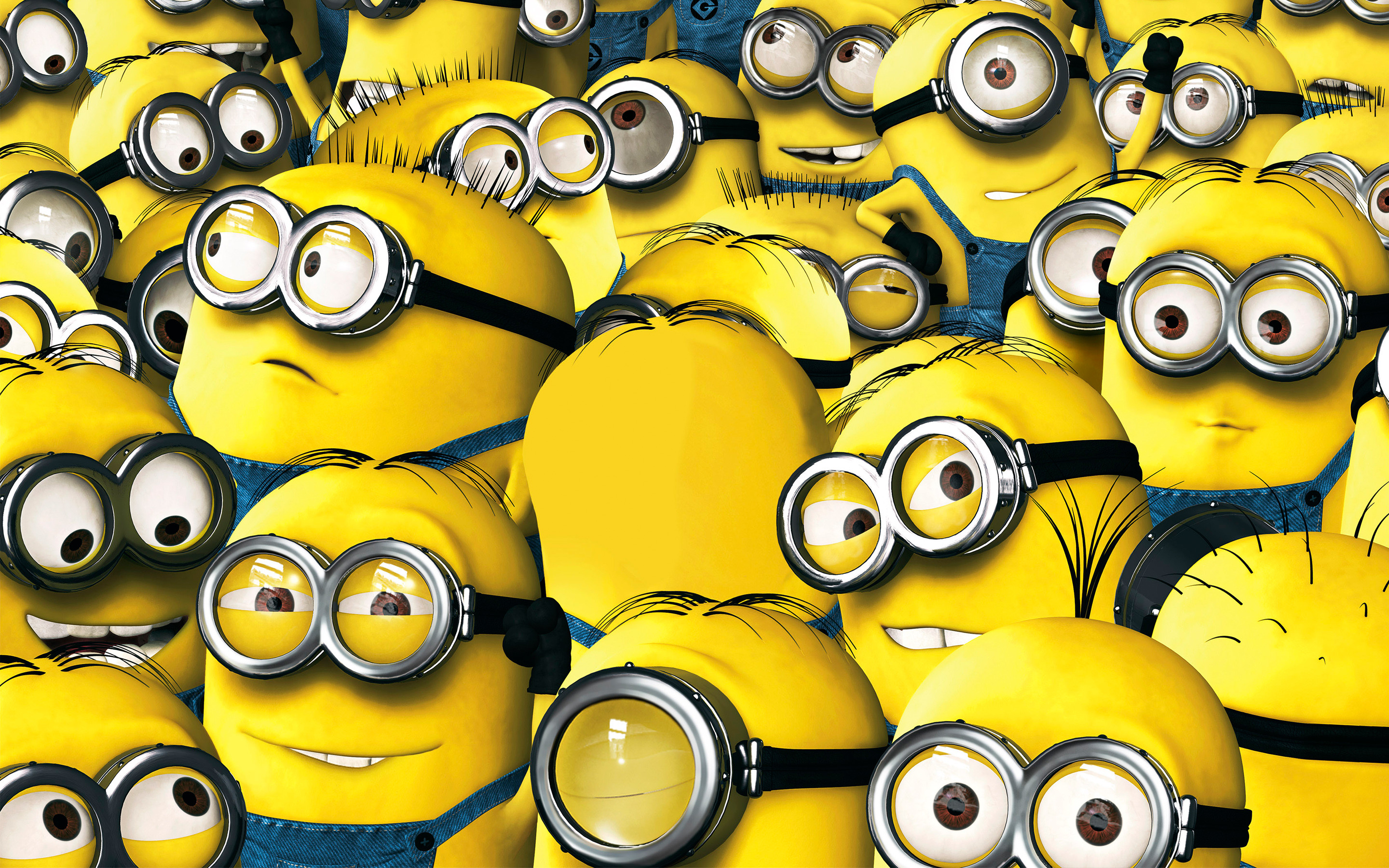 Res: 2880x1800, Me Minions HD Wallpapers Download Despicable Me Minions Desktop