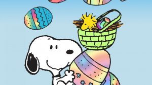 Snoopy Easter wallpapers