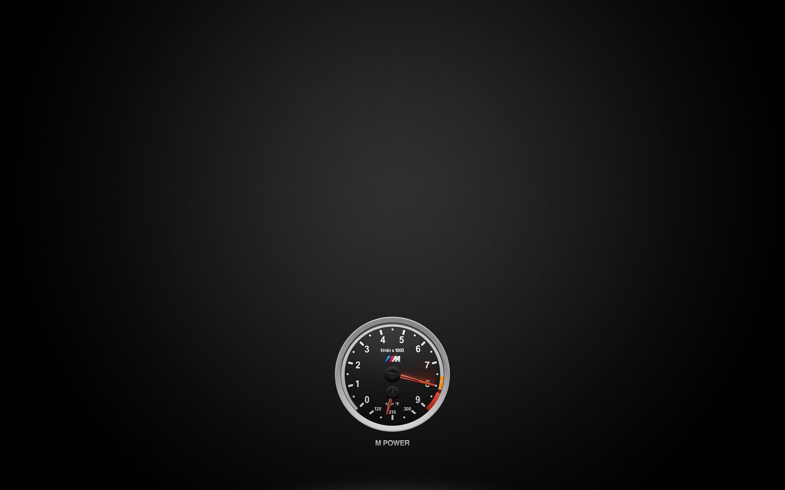 Res: 2560x1600, Black-Background-BMW