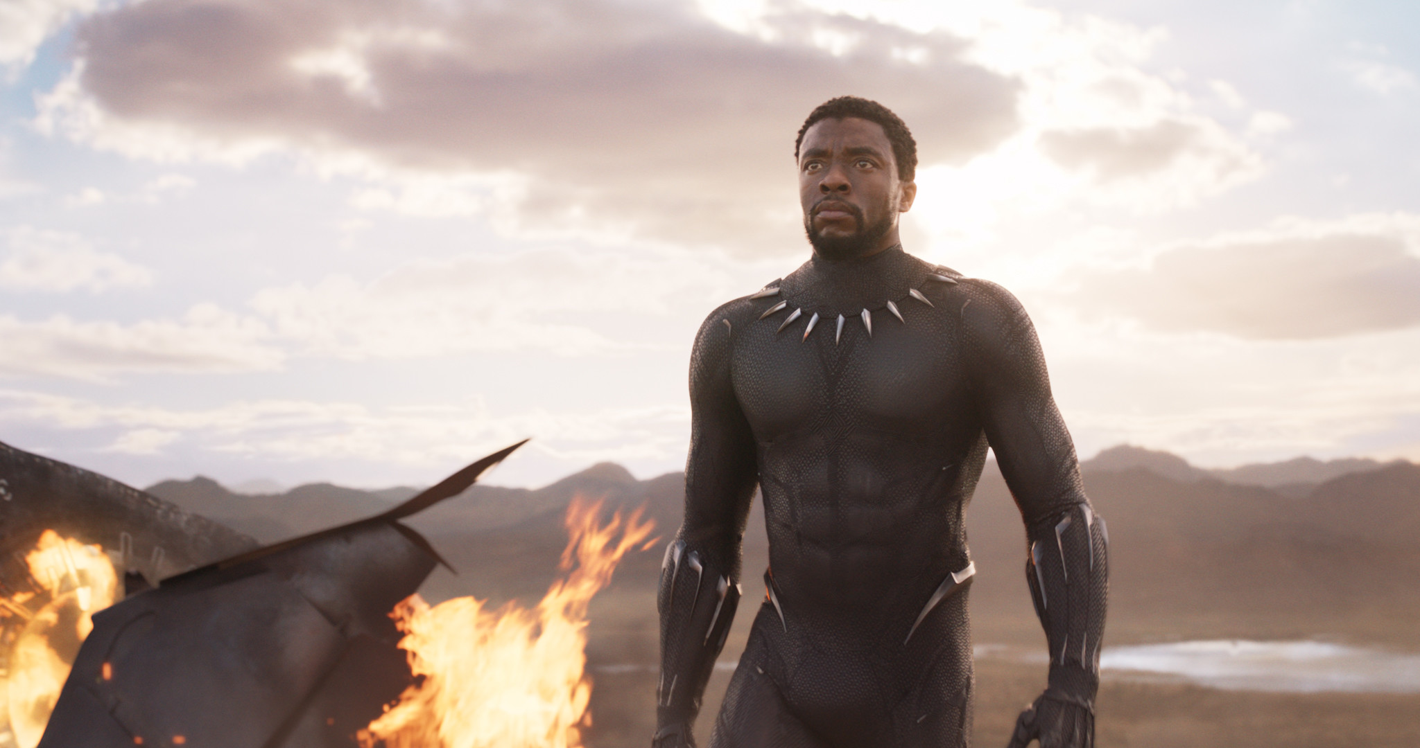 Res: 2048x1080, Marvel Studios' BLACK PANTHER opens in theaters everywhere on February 16th!
