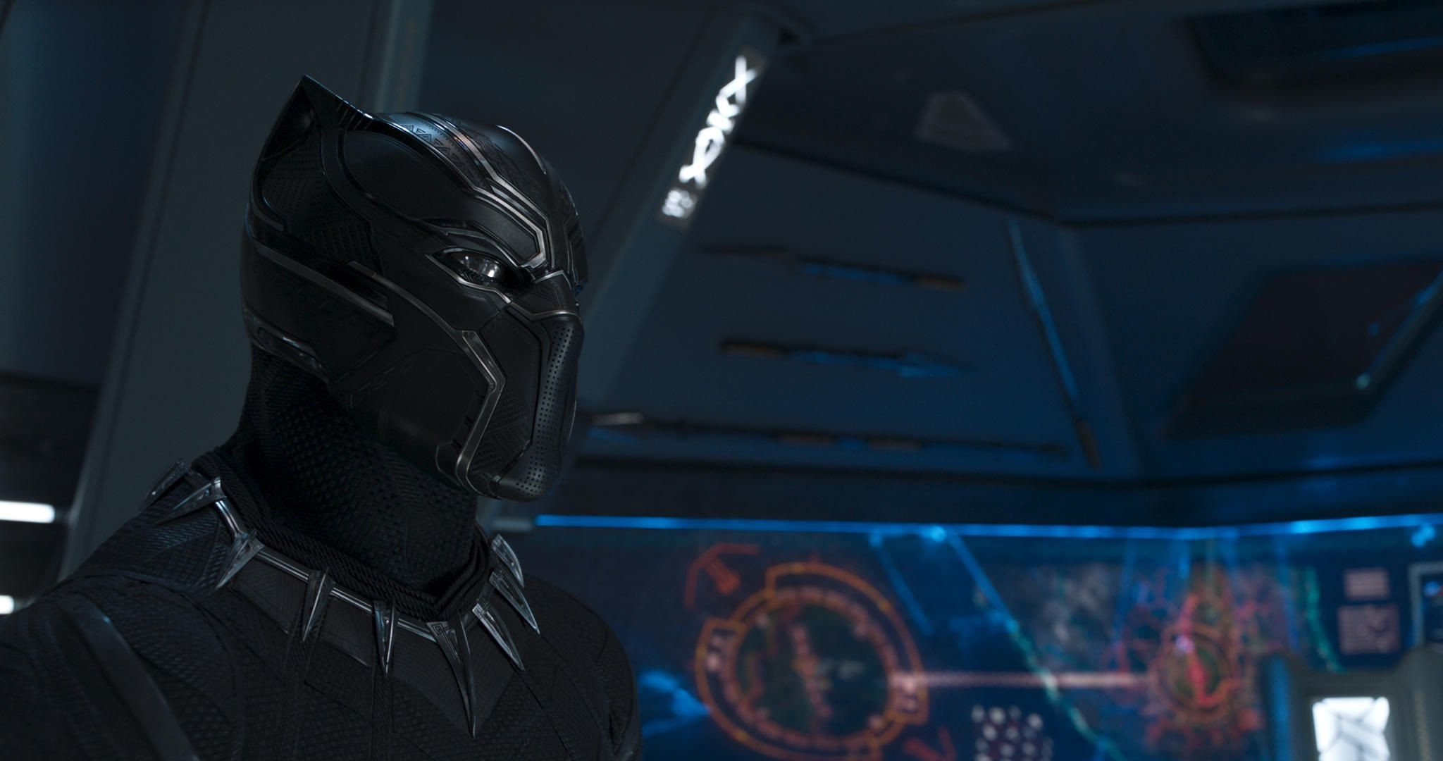 Res: 2048x1080, 'Black Panther' is about how you use power wisely