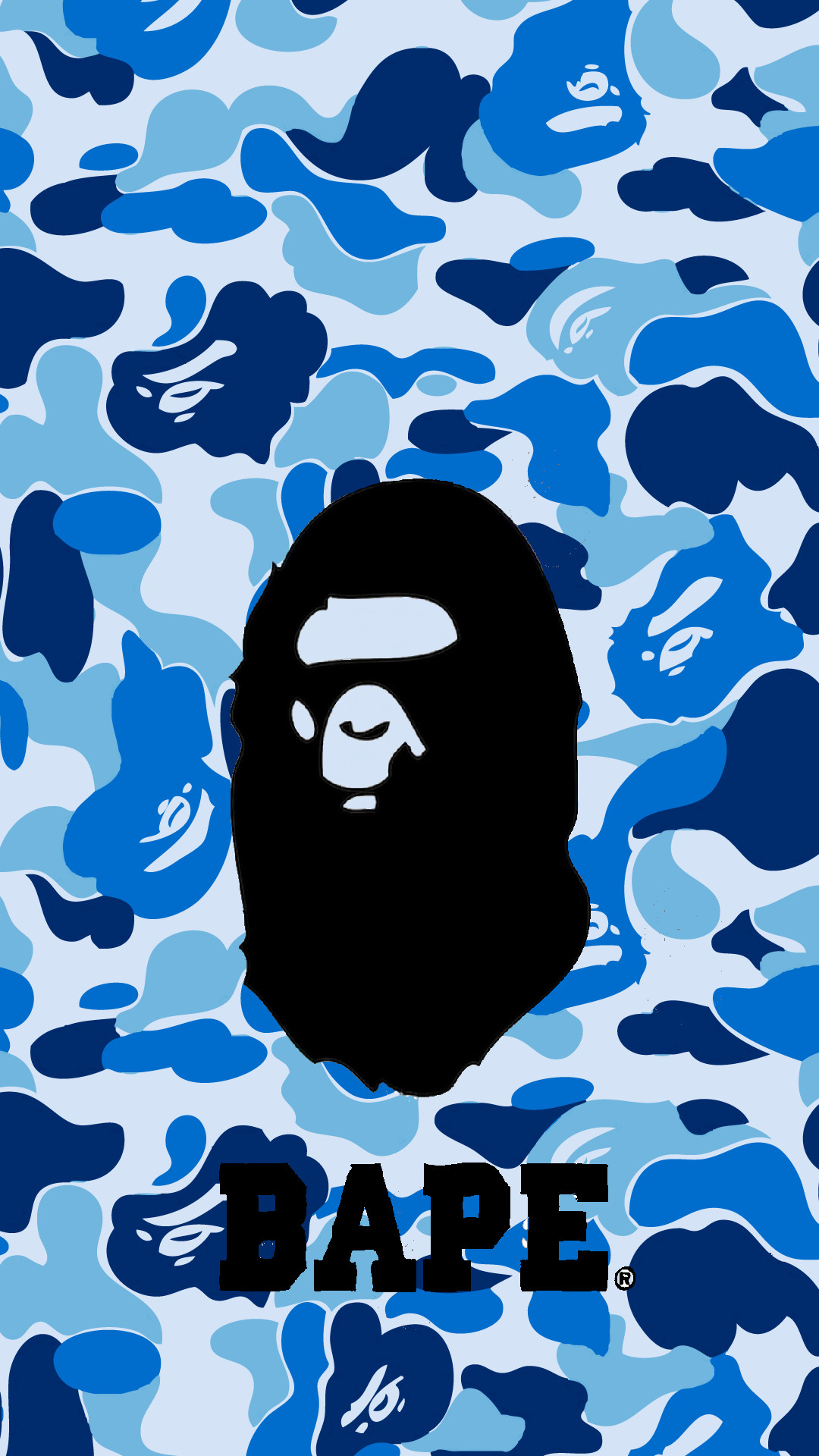 Res: 1080x1920, Bape wallpaper set - Album on Imgur