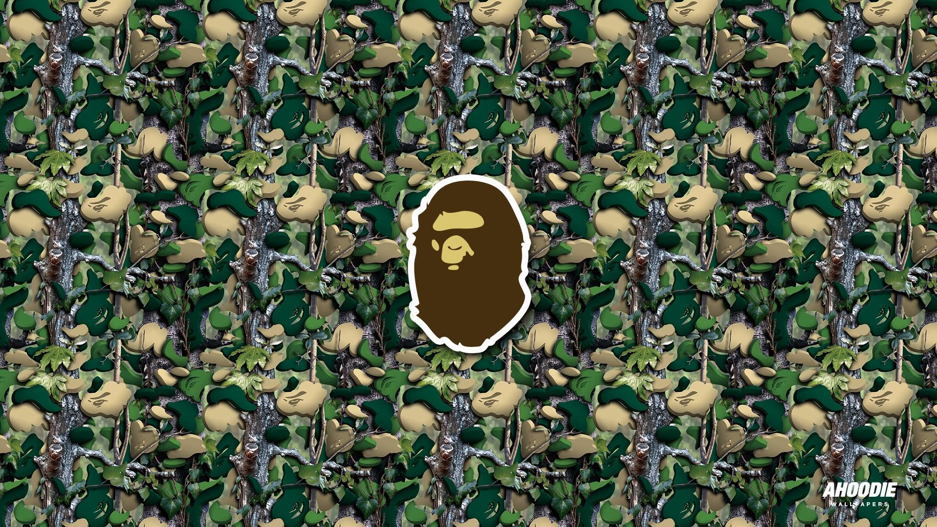Res: 1920x1080, 4. bathing-ape-wallpaper4-600x338