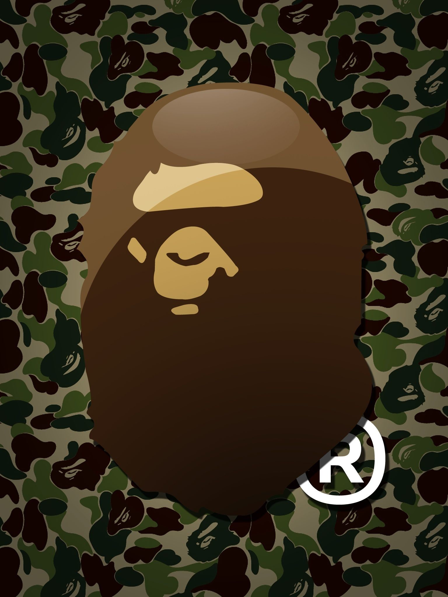 Res: 1536x2048, A Bathing Ape.
