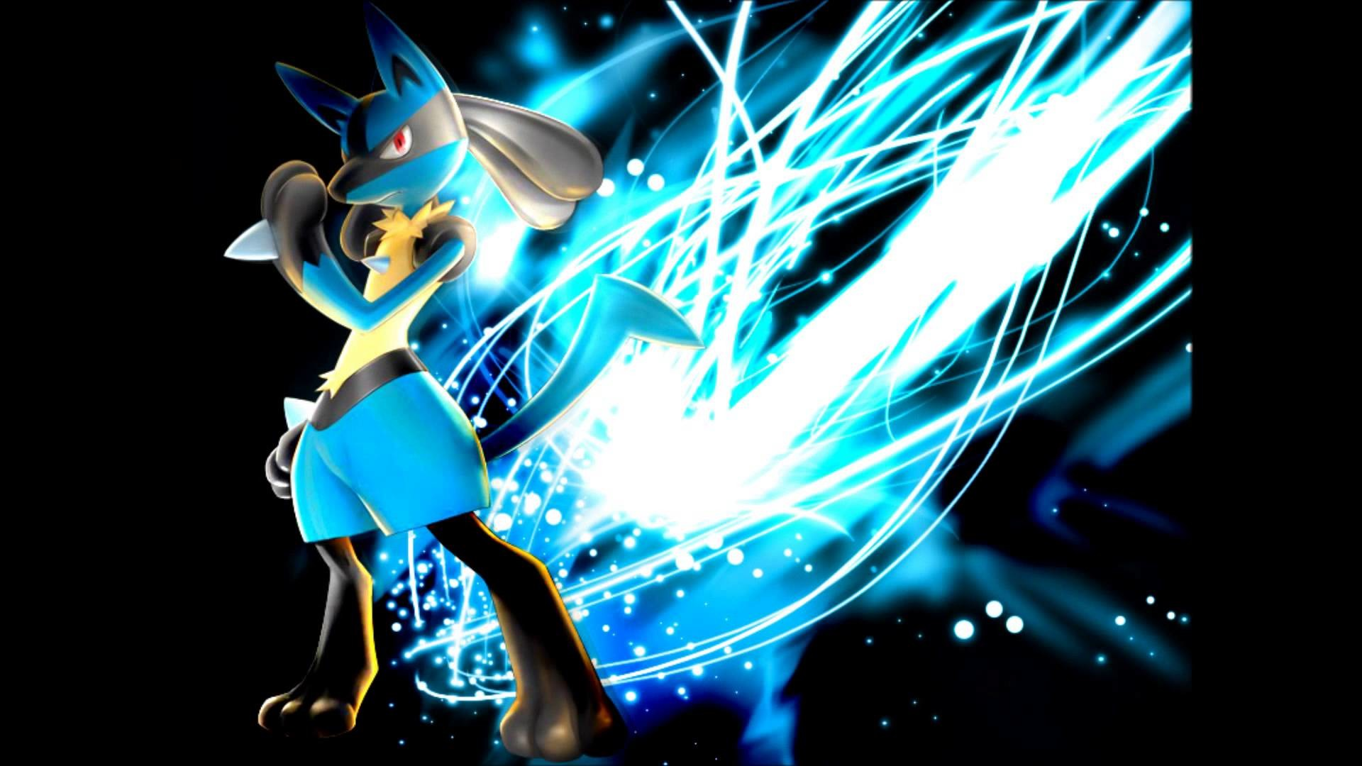 Res: 1920x1080, Epic Pokemon Wallpaper Mega Lucario Nintendo Japan celebrates the new year  with a new Mario themed wallpaper. absolutely stunning The Legend of…