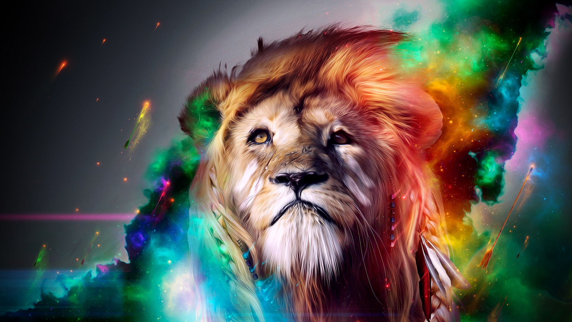 Res: 1920x1080, colorful tiger wallpaper colorful tiger wallpaper 9