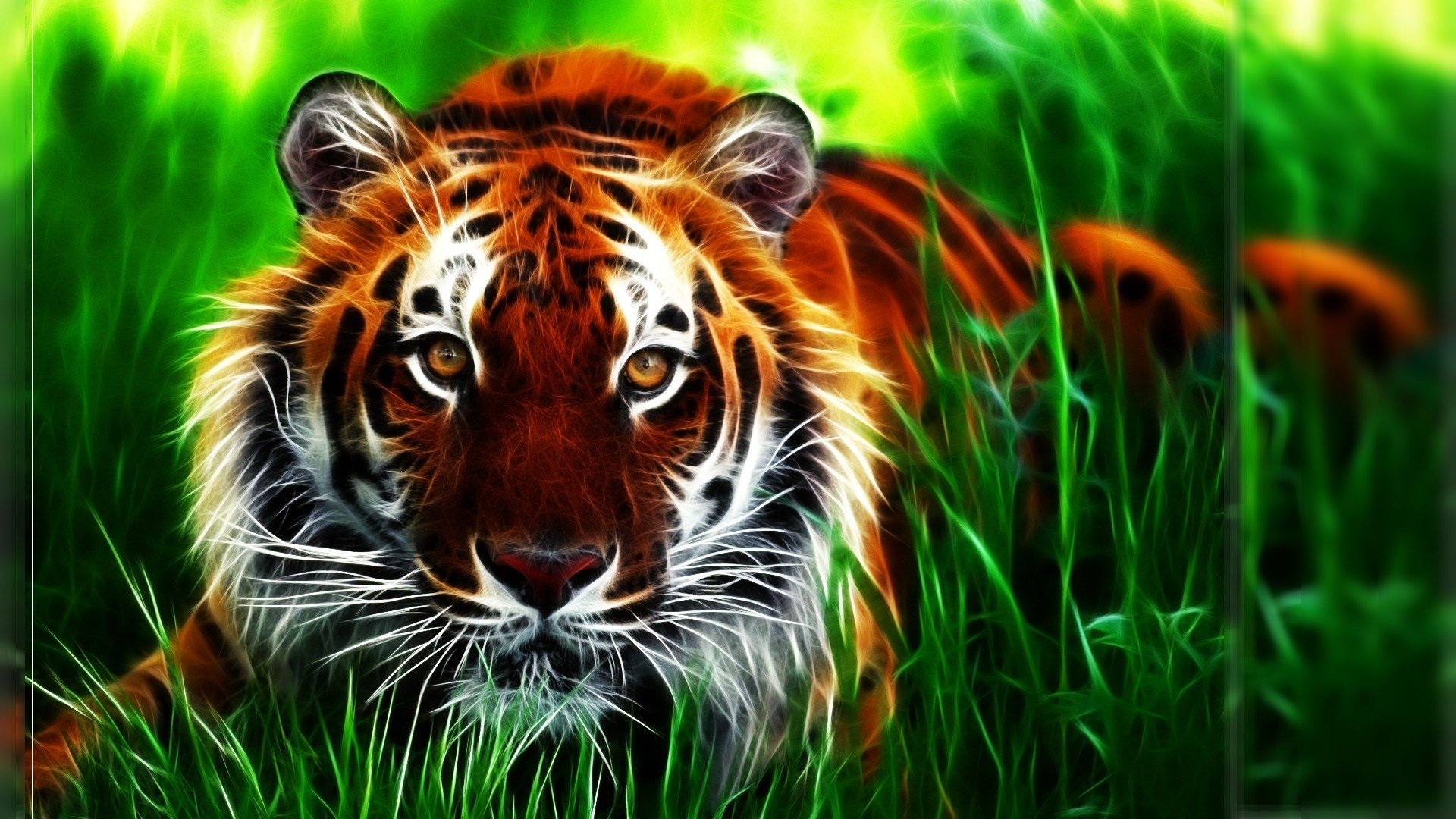 Res: 1920x1080, Cool Tiger Backgrounds – Free wallpaper download