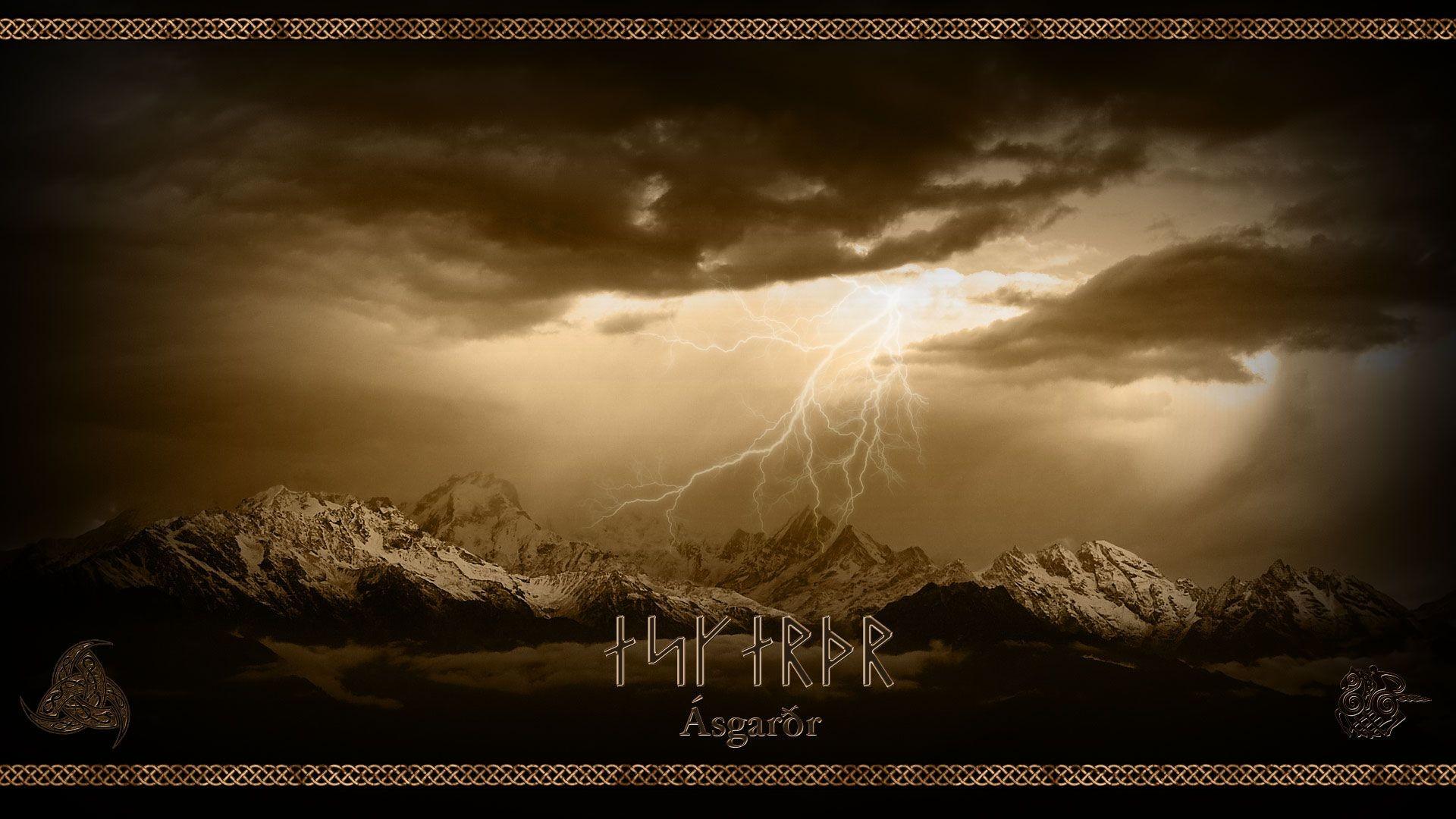 Res: 1920x1080, Asgard wallpaper free