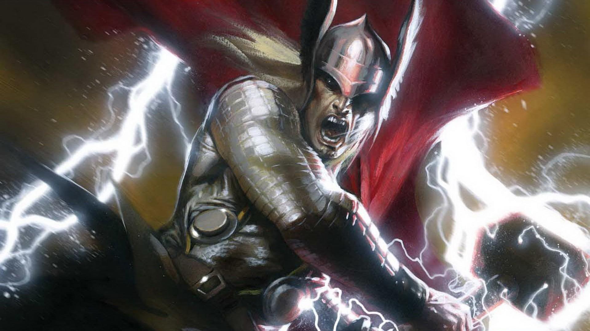 Res: 1920x1080, Comics-Thor-Marvel-Comics-Avengers-Fresh-New-Hd-