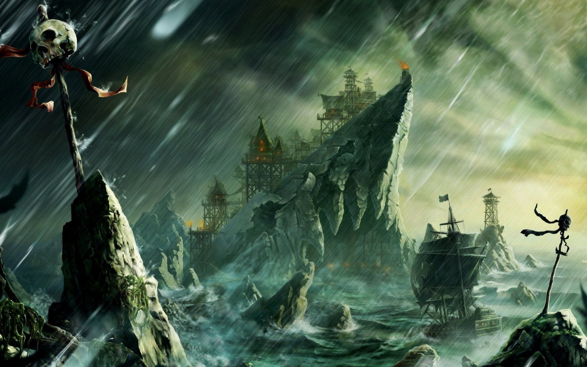 Res: 1920x1200, HD Mythical Creatures in Norse mythology Mythical Creatures in