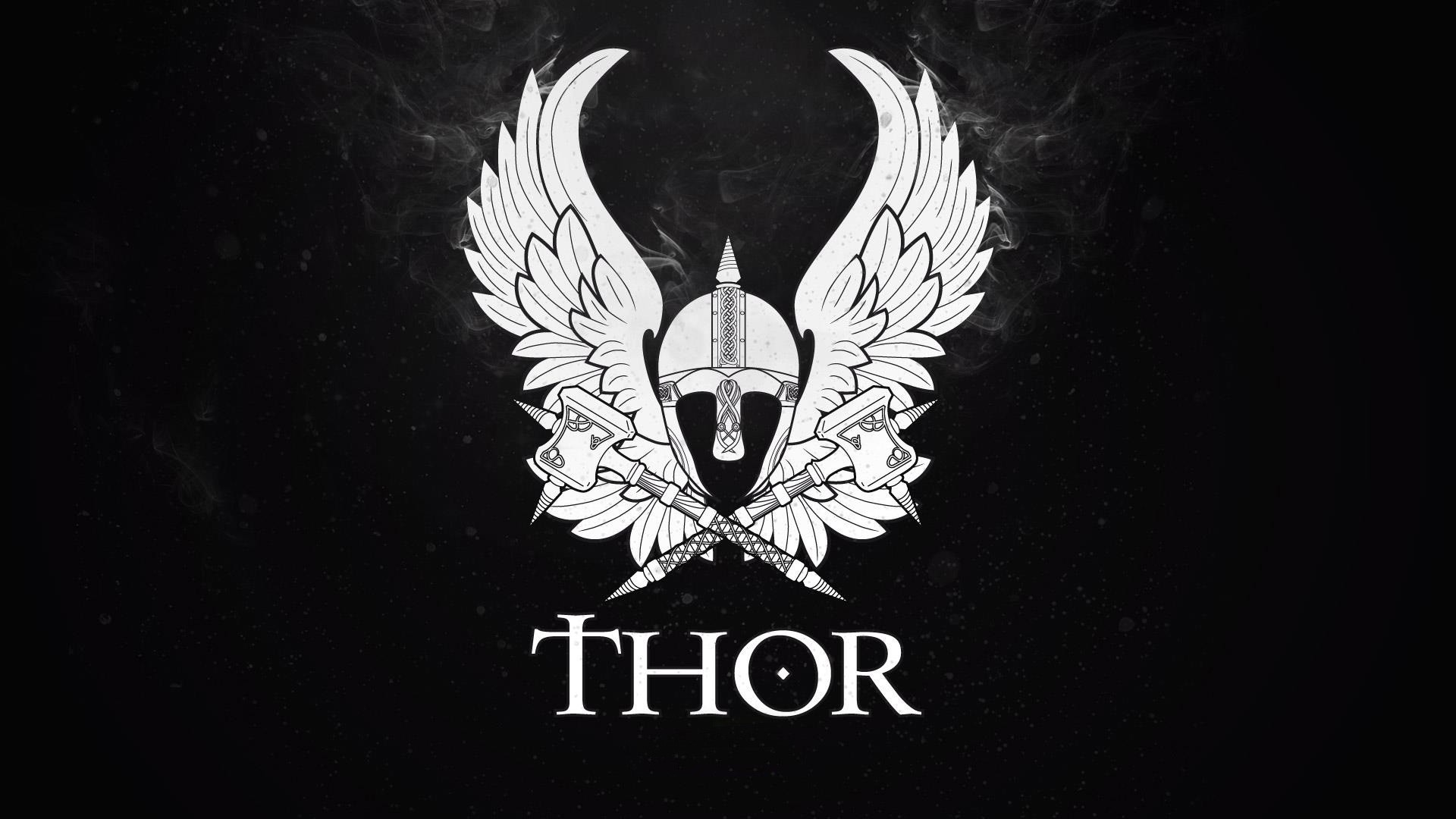 Res: 1920x1080, thor norse wallpaper and background. valkyries artwork norse mythology