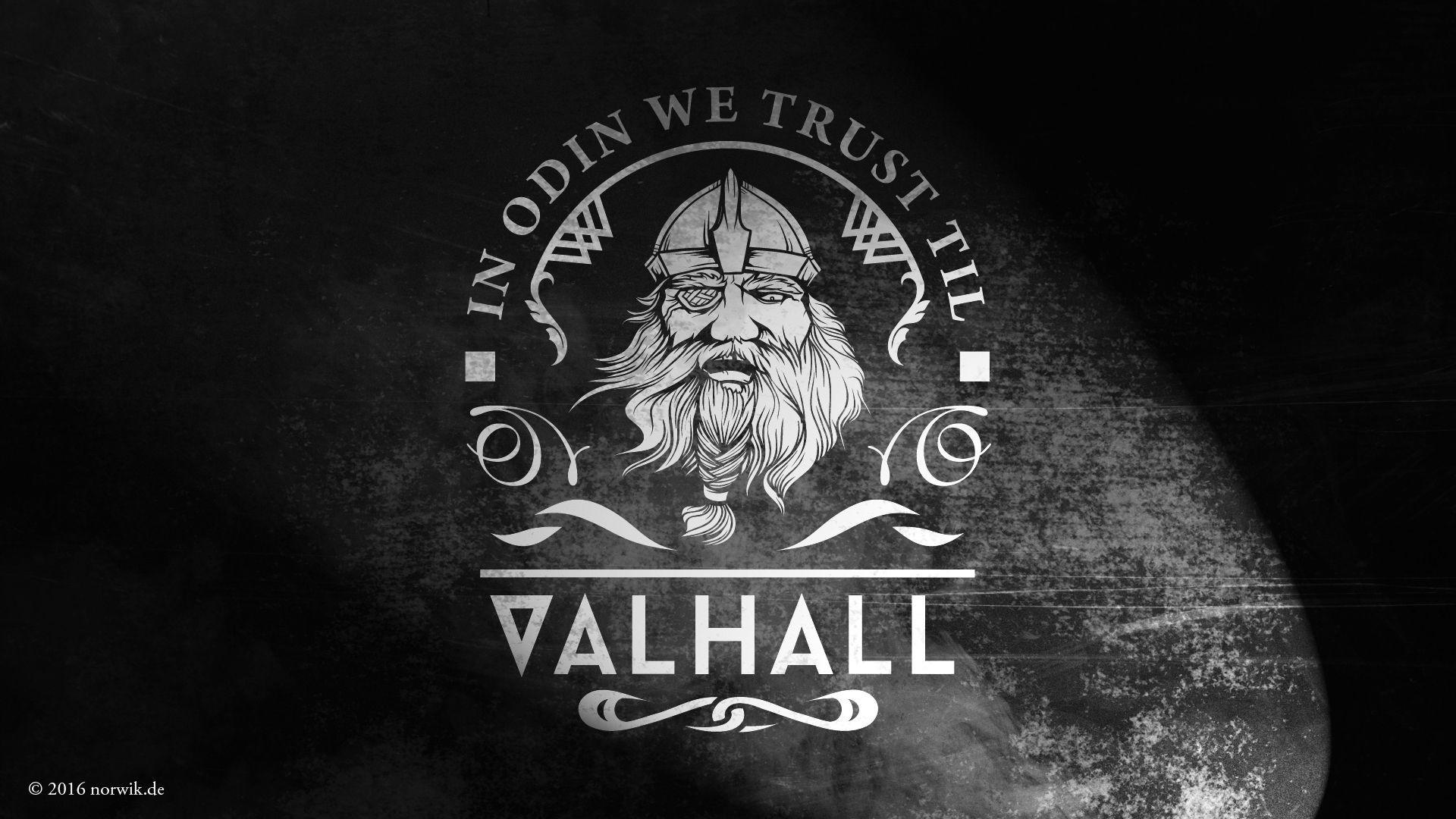 Res: 1920x1080, In Odin We Trust Til Valhall