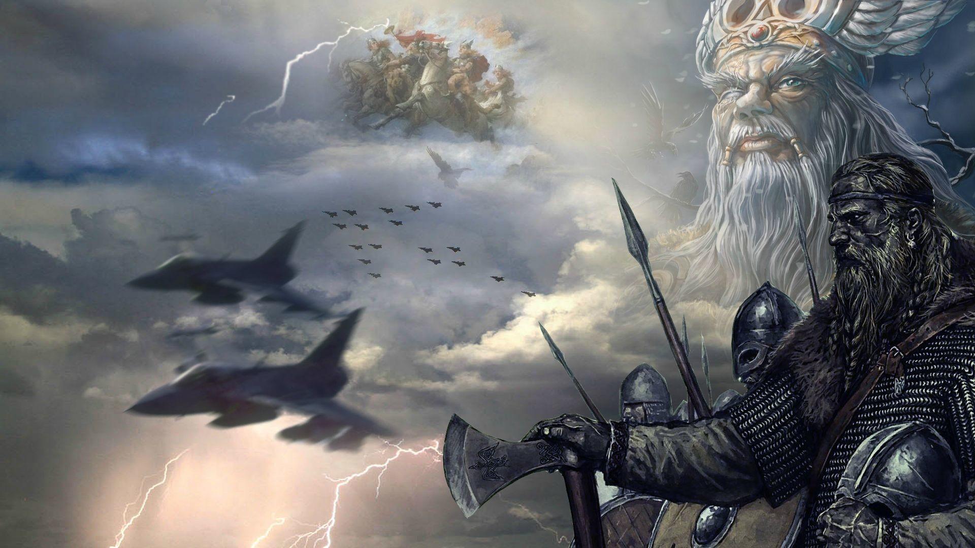 Res: 1920x1080, Vikings HD Wallpaper      ID:45855