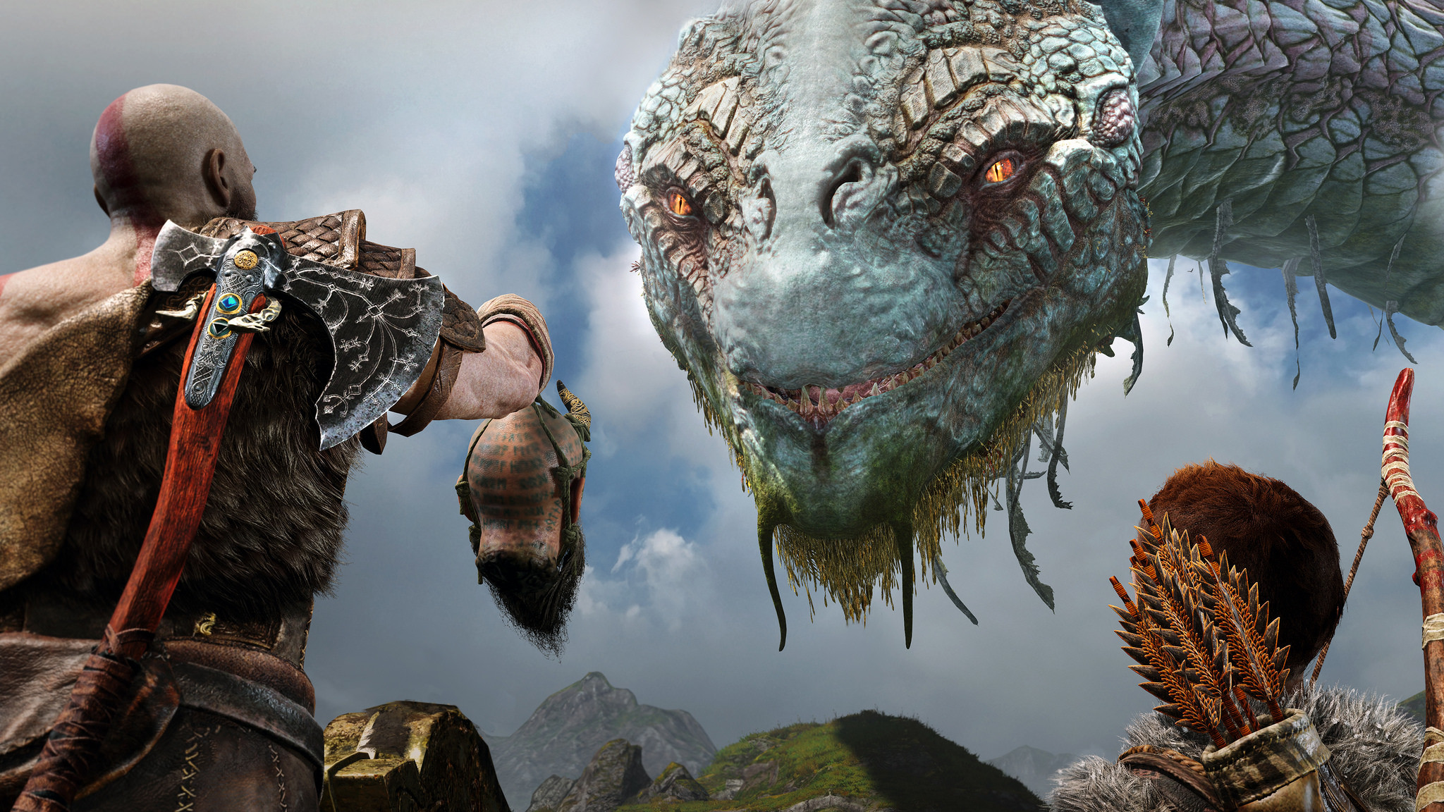 Res: 2048x1152, The Next God of War Game Will Stick With Norse Mythology   Pure PlayStation