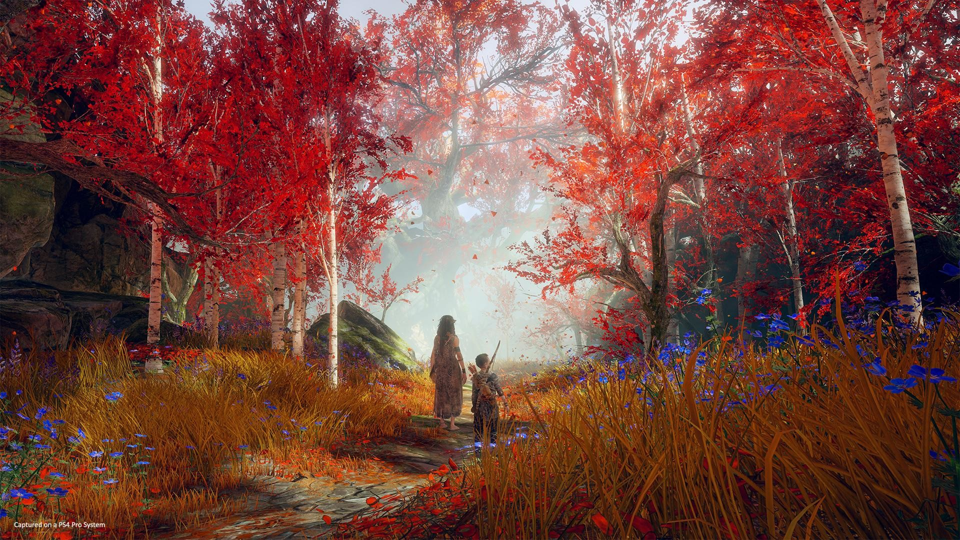 Res: 1920x1080, ... has stated multiple times that the next few God of War games will  follow the story of Kratos and his son, and be set in the world of Norse  mythology—but ...