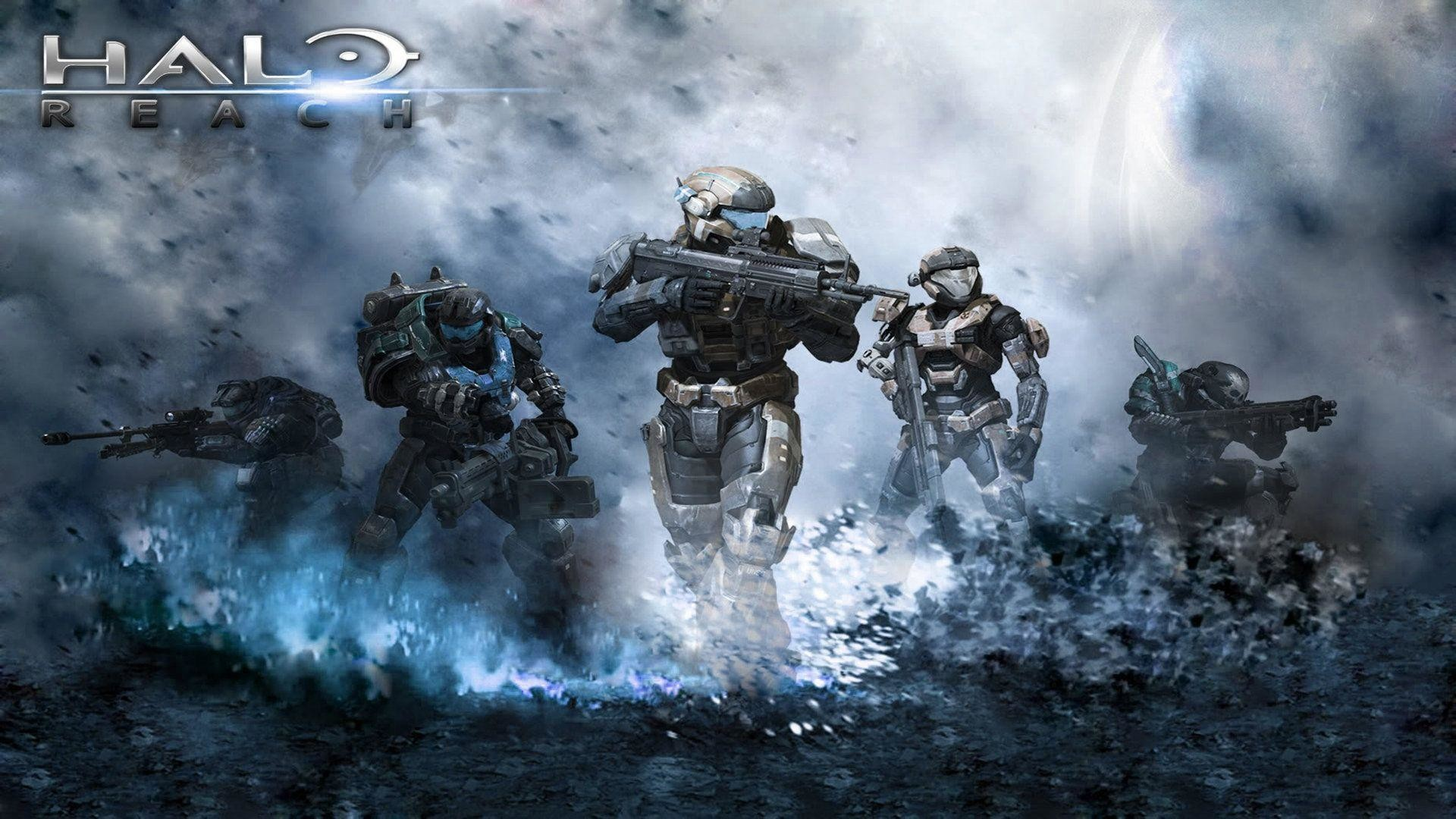 Res: 1920x1080, Wallpapers For > Halo Reach Wallpaper Hd 1080p