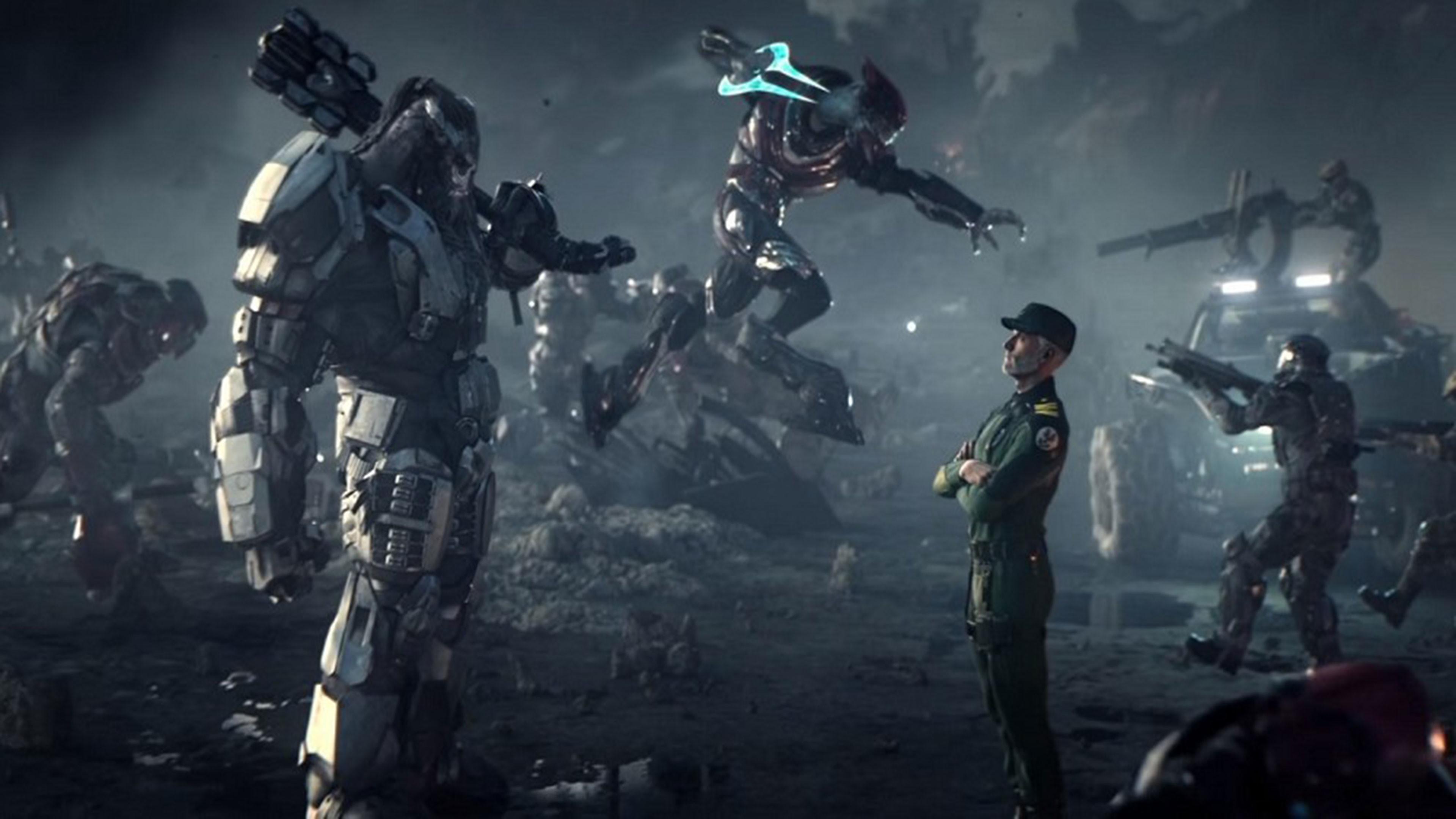 Res: 3840x2160, Halo Wars 2 4K Wallpaper ...
