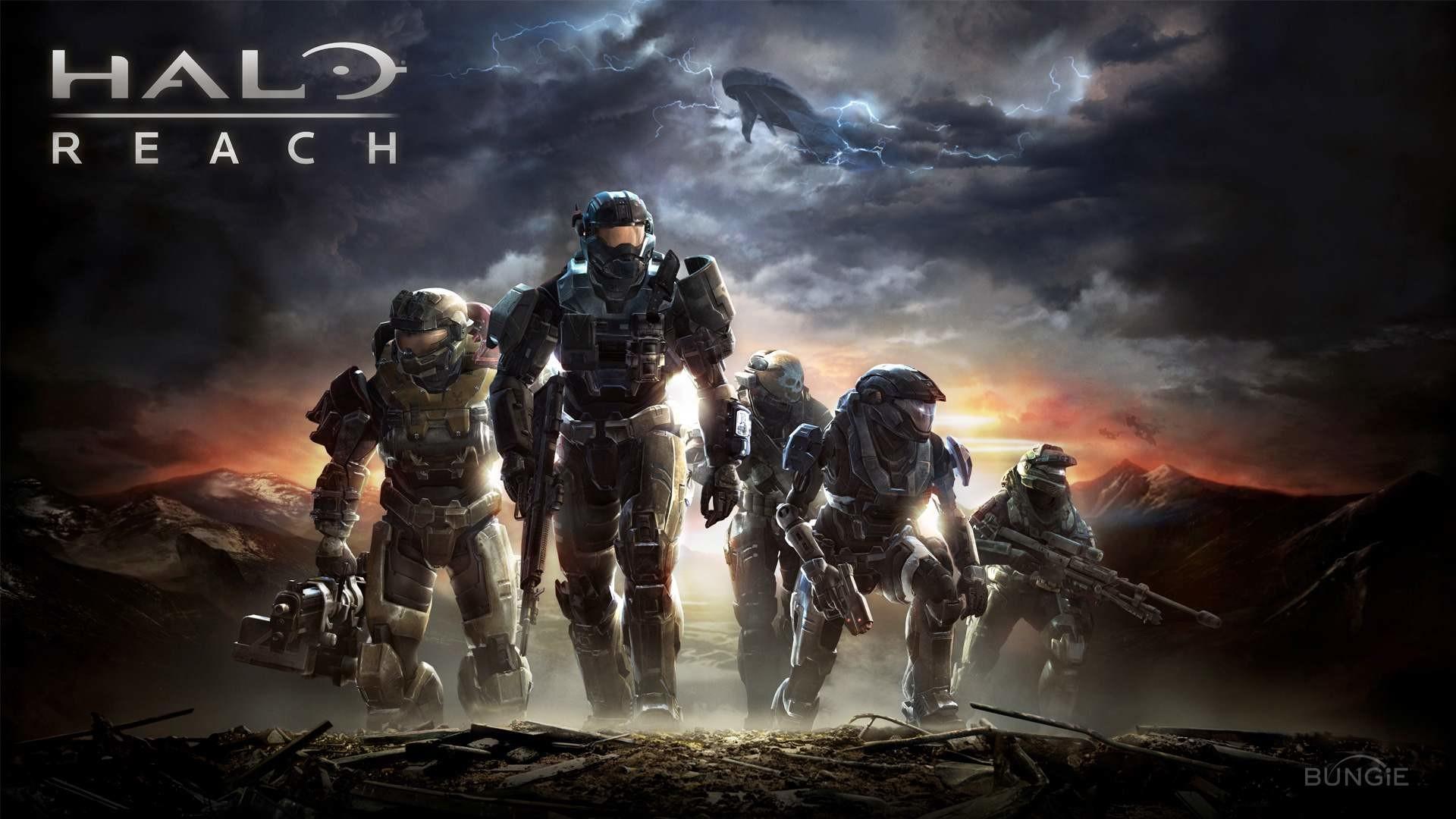 Res: 1920x1080, Halo Reach 1080p Wallpaper ...