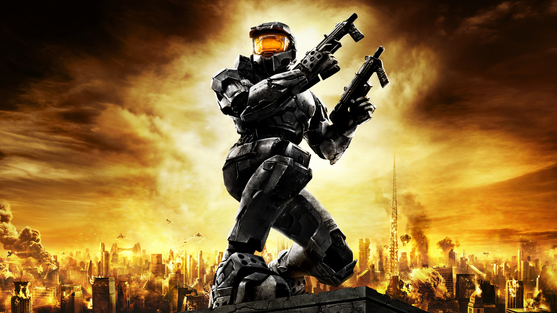 Res: 1920x1080, Halo 2 Anniversary Soundtrack 1080p Wallpaper No Text ...