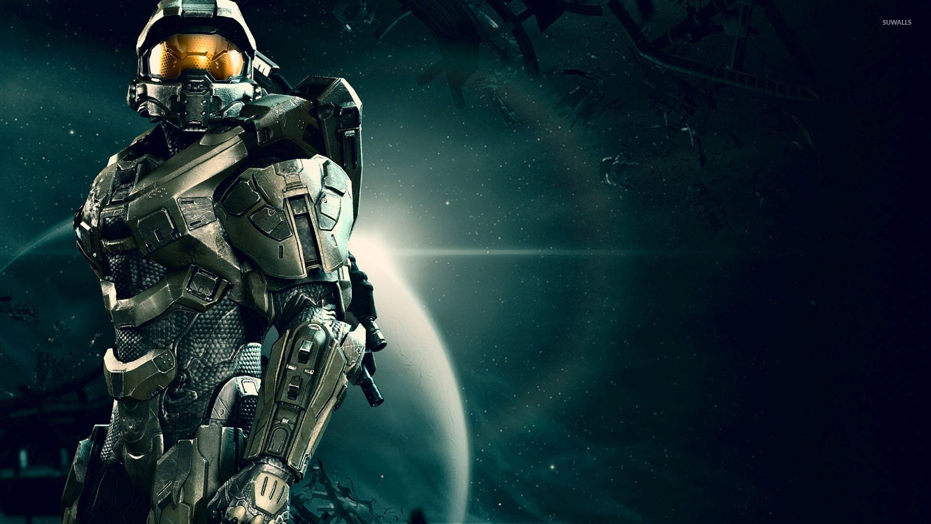 Res: 1920x1080, Halo 5 1080p Wallpaper WallpaperSafari