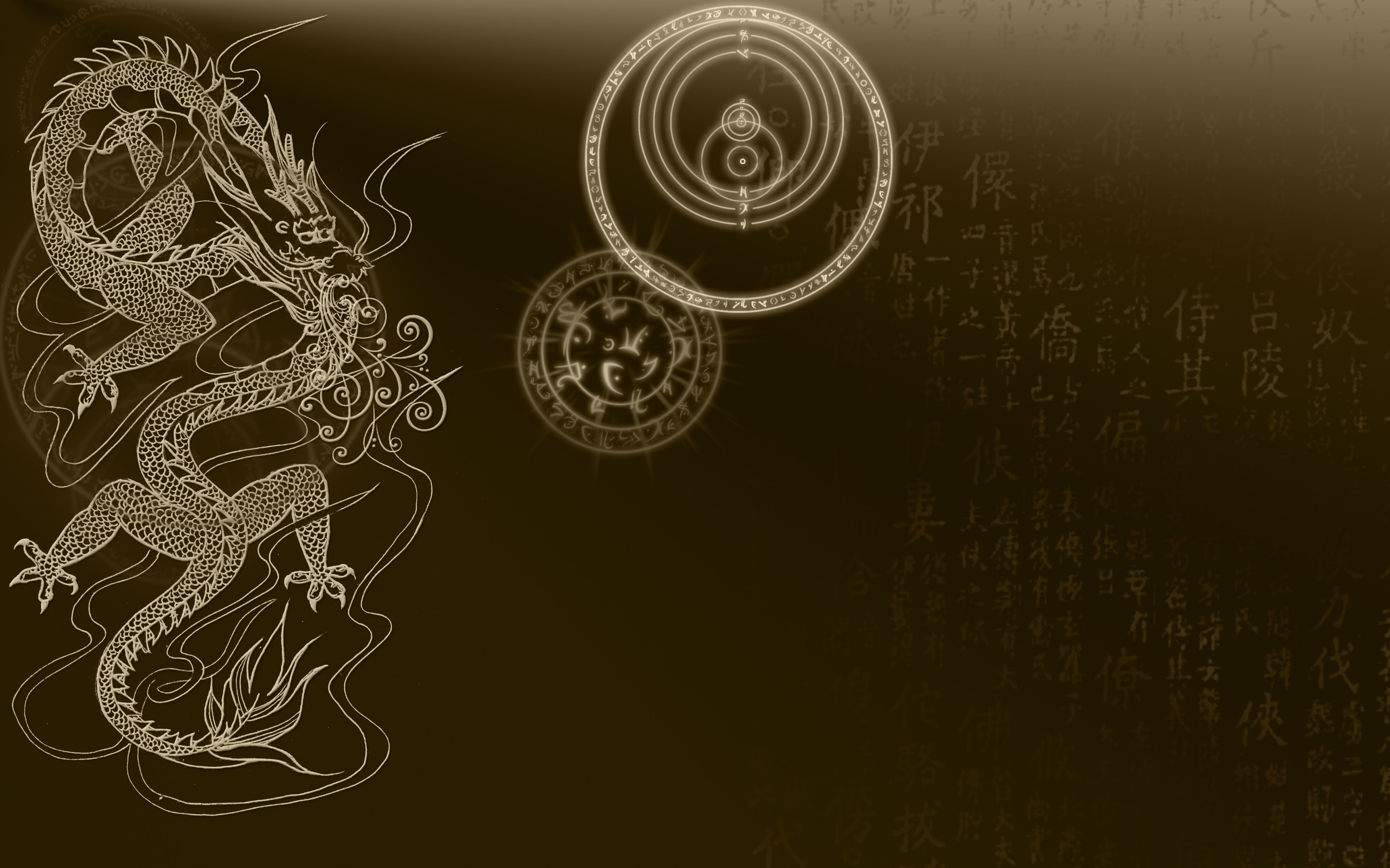 Res: 3360x2100, 24 Chinese Dragon HD Wallpapers | Backgrounds - Wallpaper Abyss