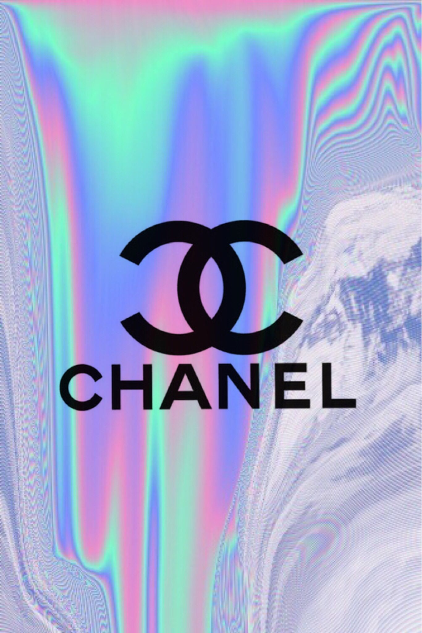 Res: 1366x2048, Chanel holographi. these are the sort of colours i want my fop to be based  around