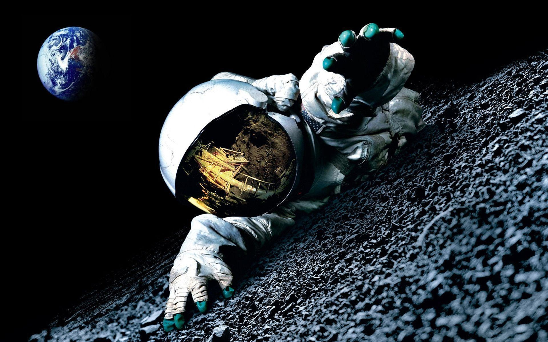 Res: 1920x1200, 93 Astronaut Wallpapers | Astronaut Backgrounds Page 2
