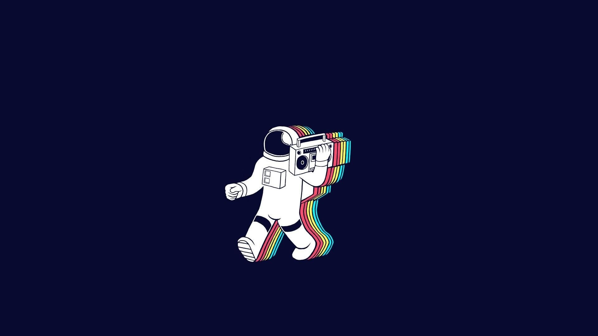 Res: 1920x1080, astronaut,funny images, hd artworks, space, wtf, music, mtv, peace,  backgrounds, nasa, scifi radio, view Wallpaper HD