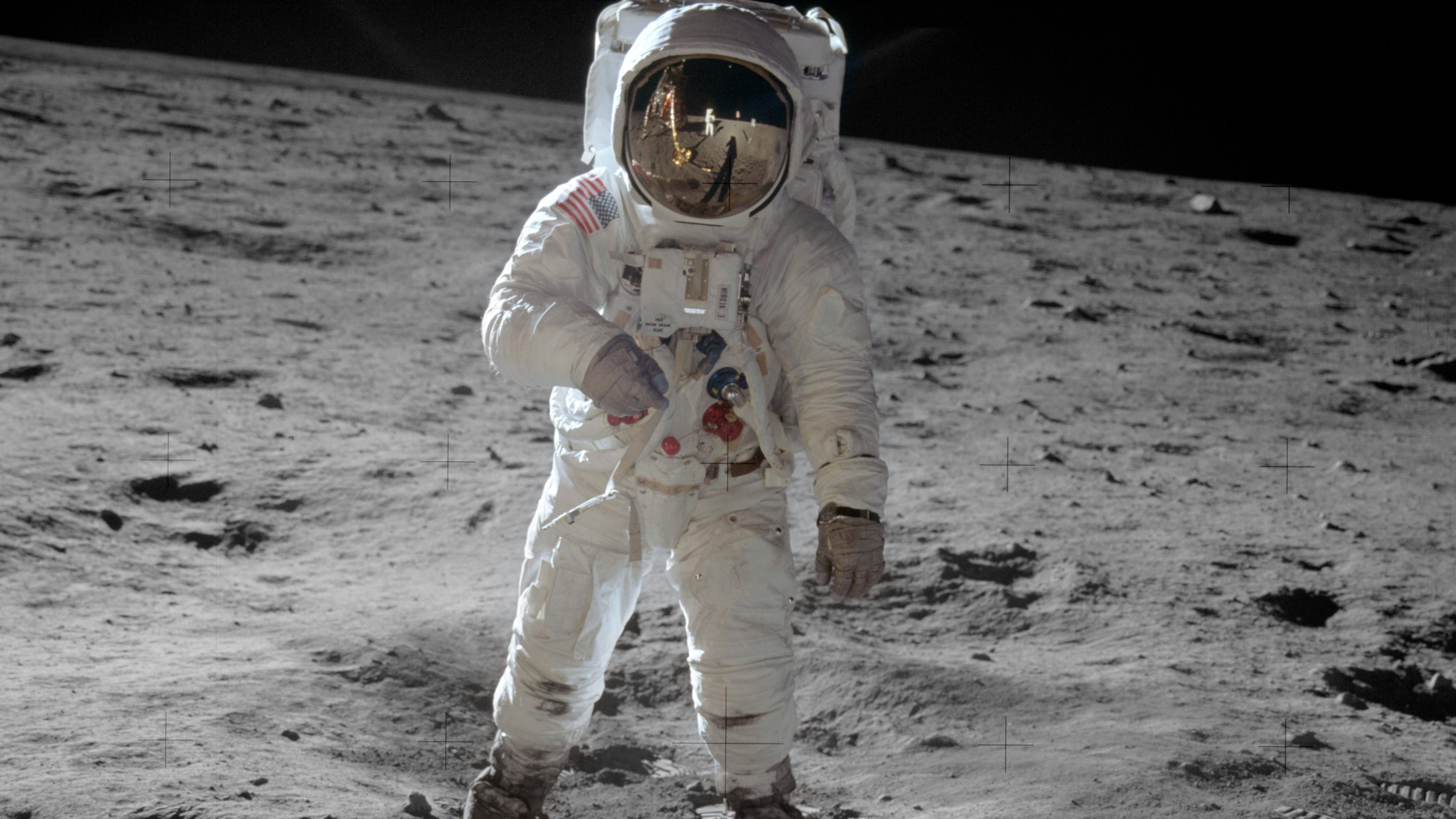 Res: 3840x2160, ... Space, Astronaut Wallpaper HD ...