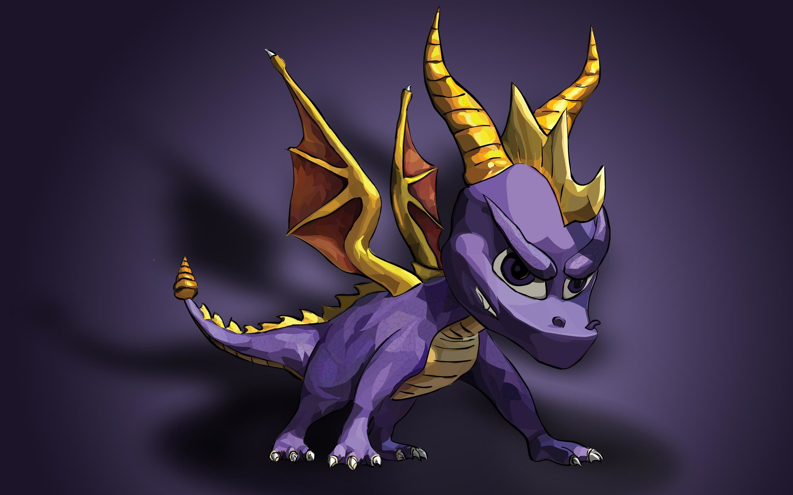 Res: 2560x1600, VFW.497 Spyro The Dragon Backgrounds - M.F. Wallpapers
