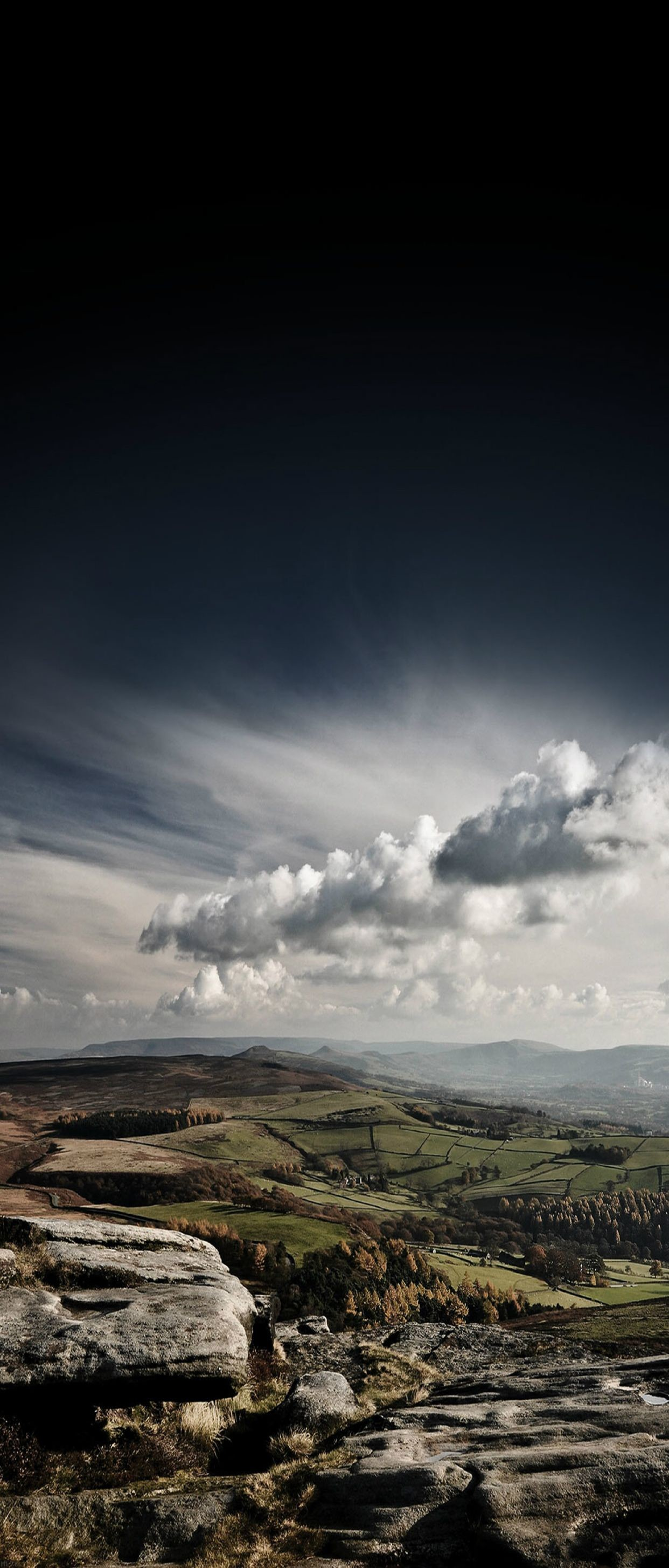 Res: 1242x2908, S8, note, wallpaper, backgrounds, nature, tranquil, skies, mountains,